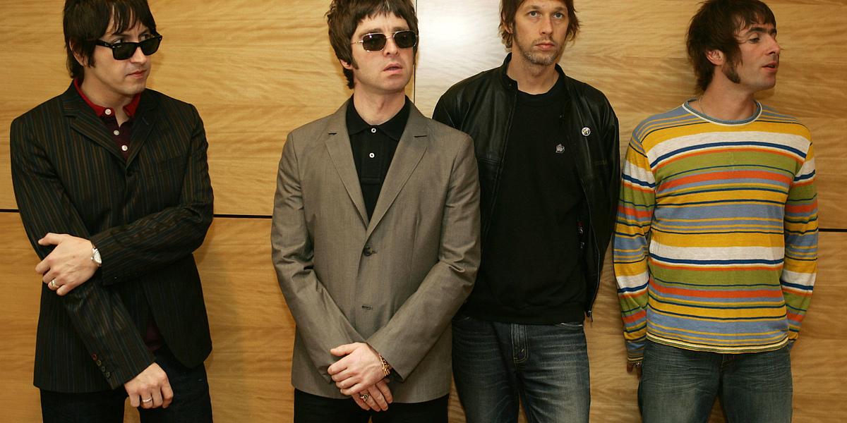 """""""Be Here Now"""" dos Oasis faz 20 anos: Gostava de ver estas bandas novamente juntas?"""