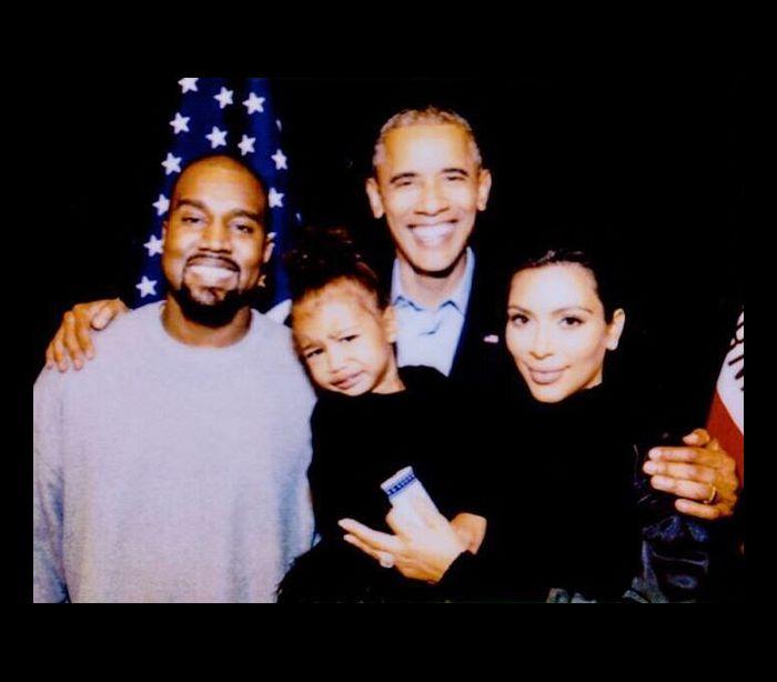 """Kim Kardashian despede-se de Barack Obama: """"Vai deixar saudades"""""""