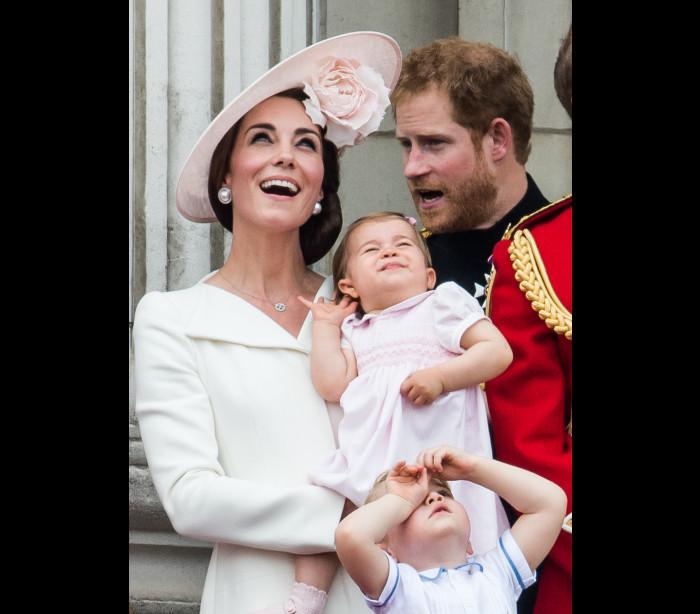 Os momentos adoráveis de Kate Middleton com os seus filhos