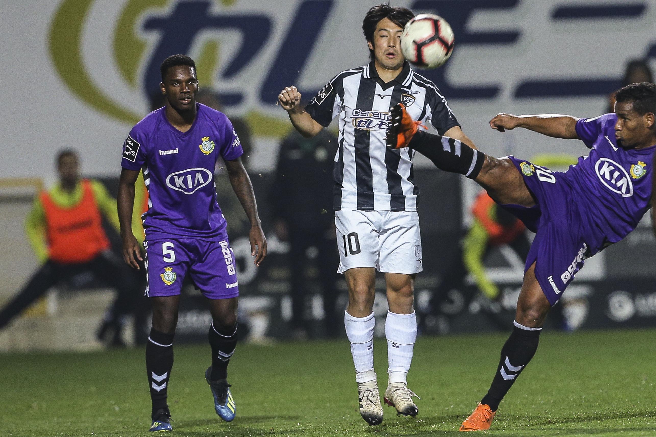 Portimonense vence Vitória de Setúbal e sobe a 10.º da I Liga