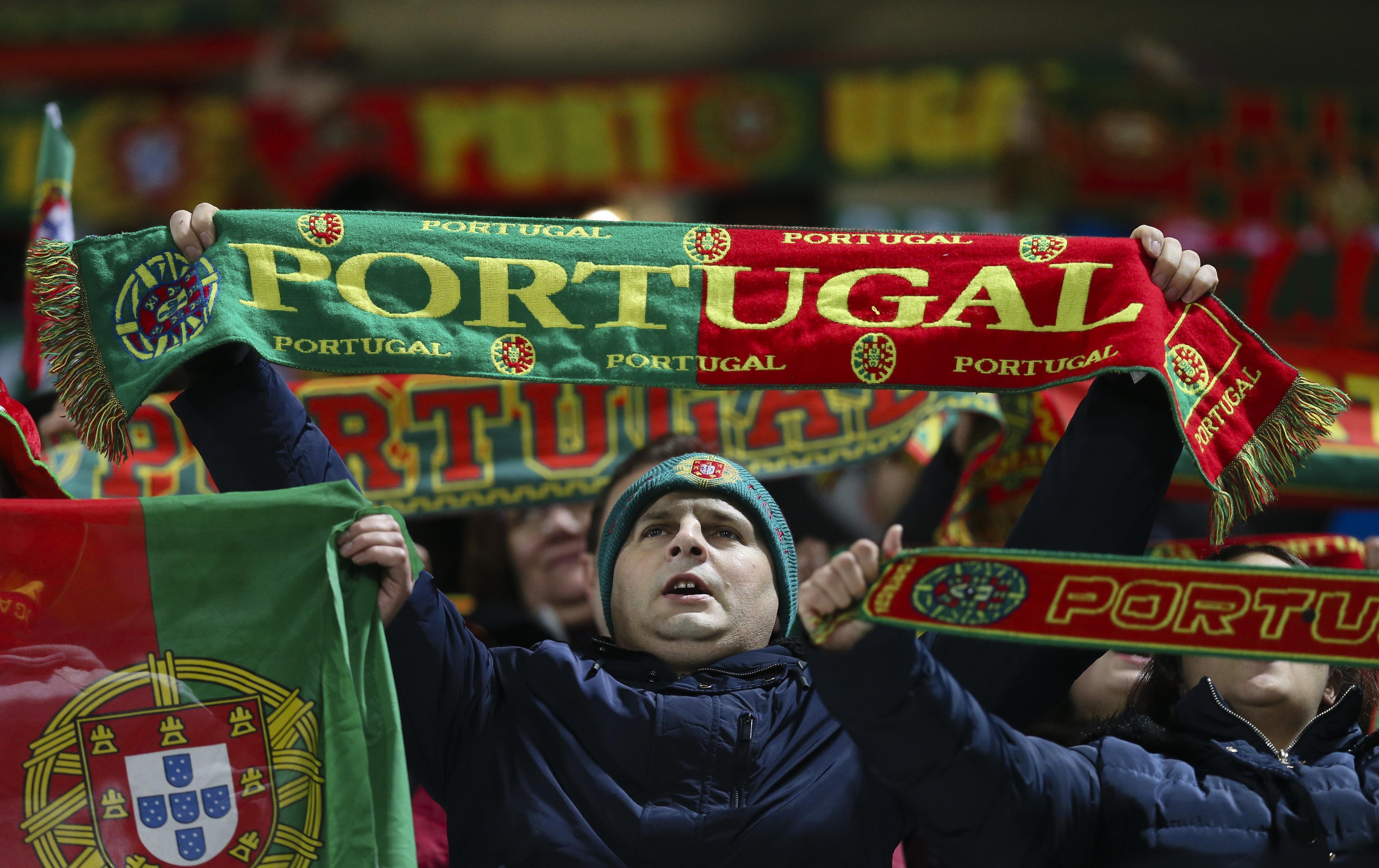 Portugal empata com Polónia no fecho da fase de grupos da Liga das Nações
