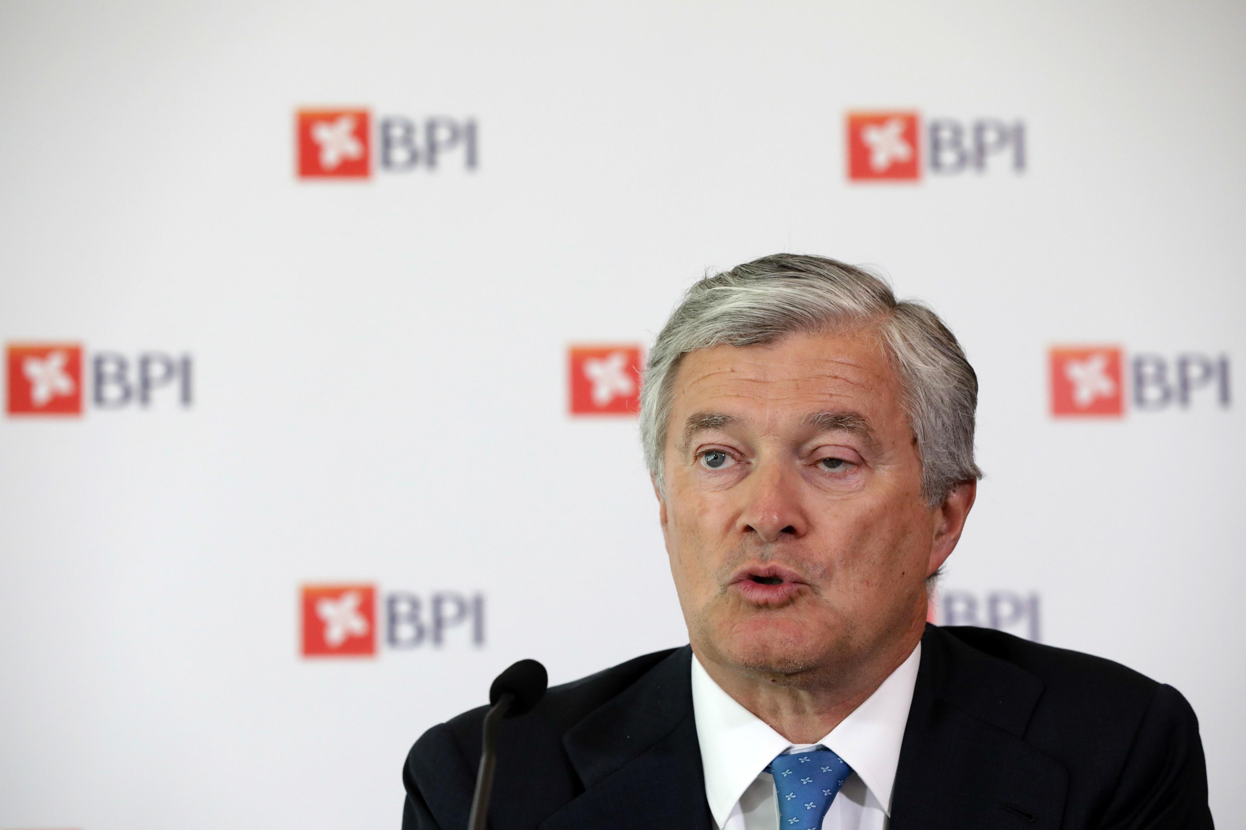 Presidente do BPI diz que trabalha para pagar dividendos mas sem se comprometer com data