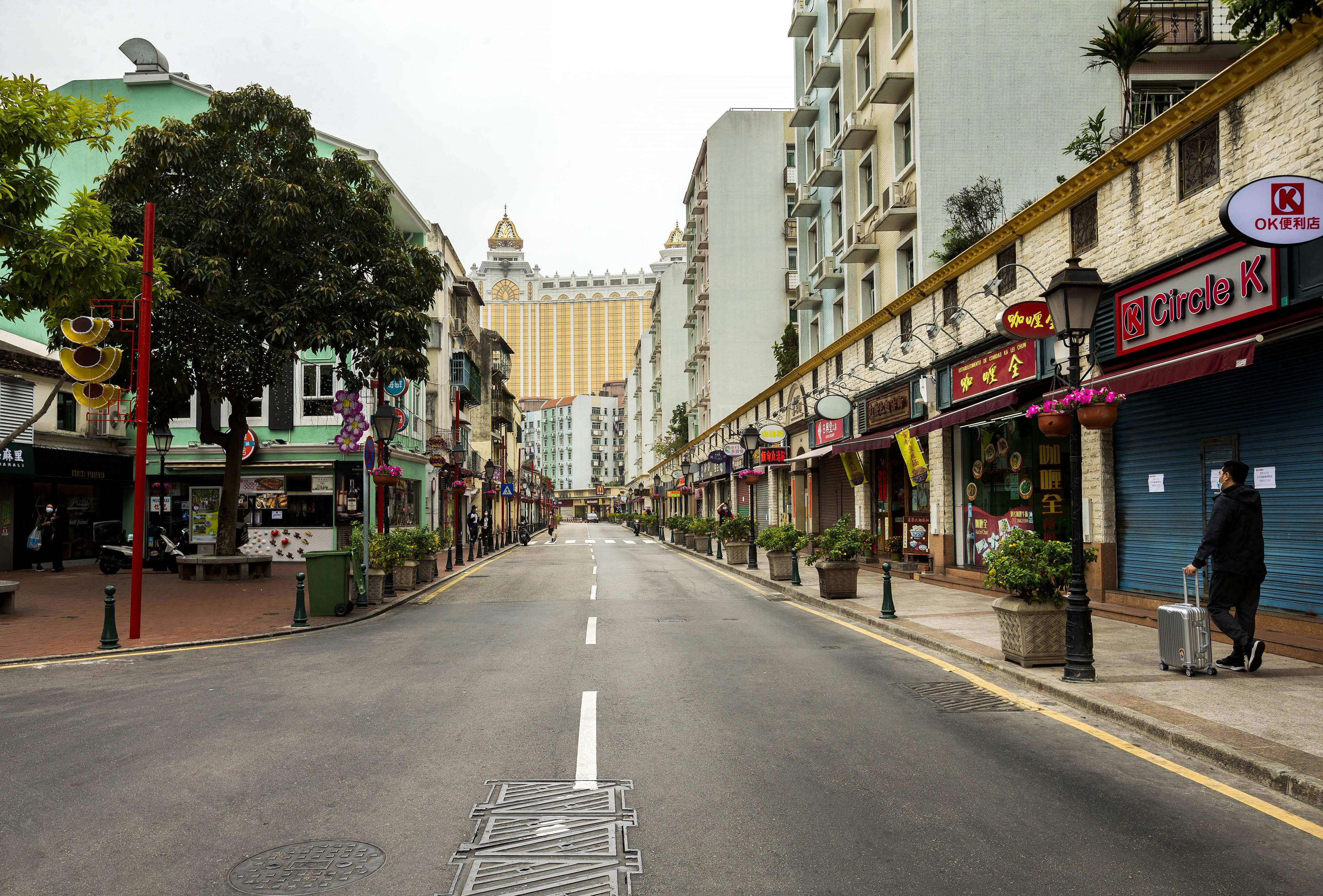 Taxa de inflação em Macau fixa-se em 2,75% em janeiro