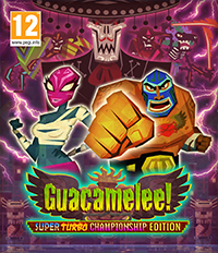 Guacamelee! cover