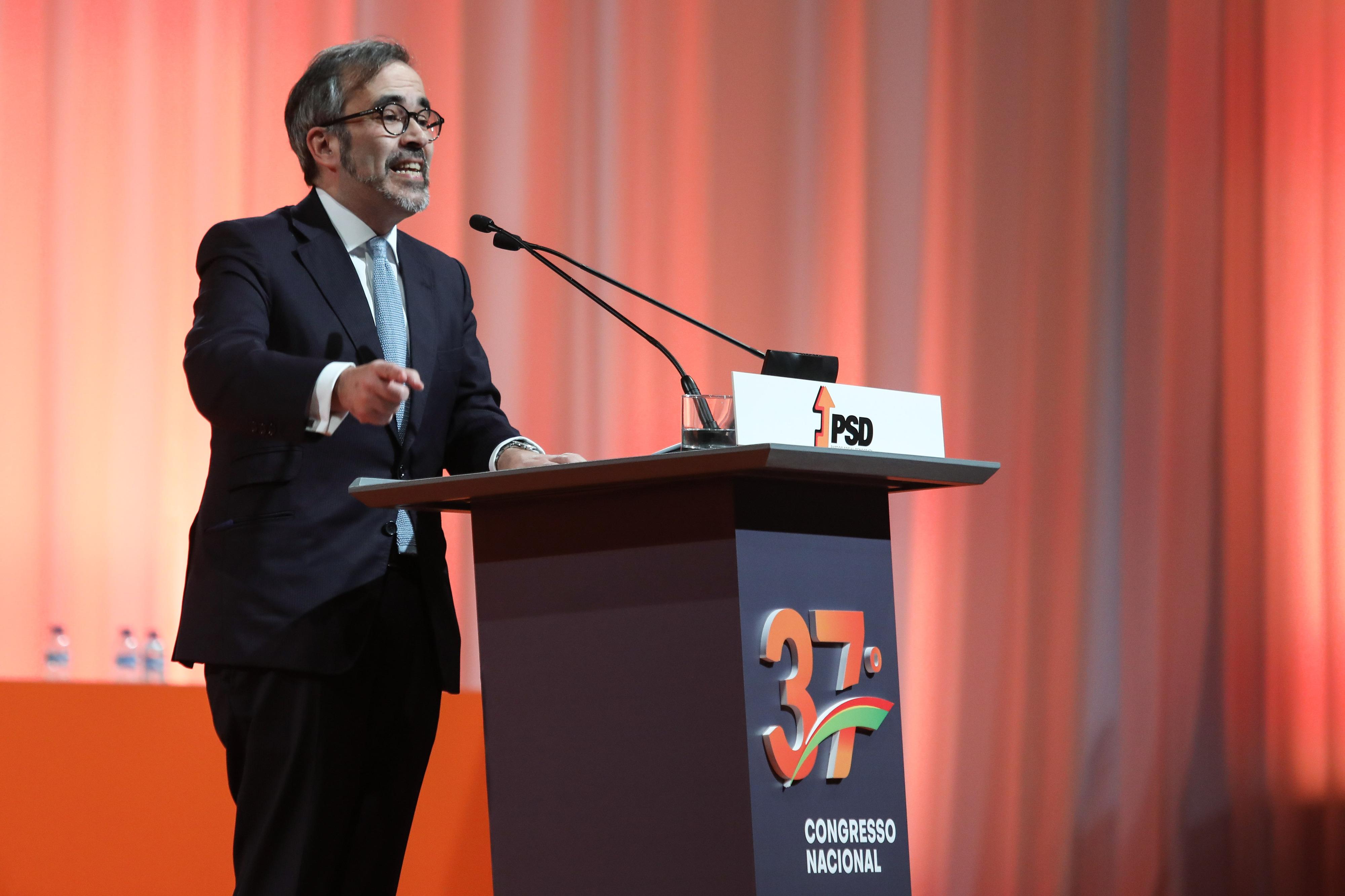 Batalhas eleitorais que aí vêm estão ao alcance do partido - Paulo Rangel
