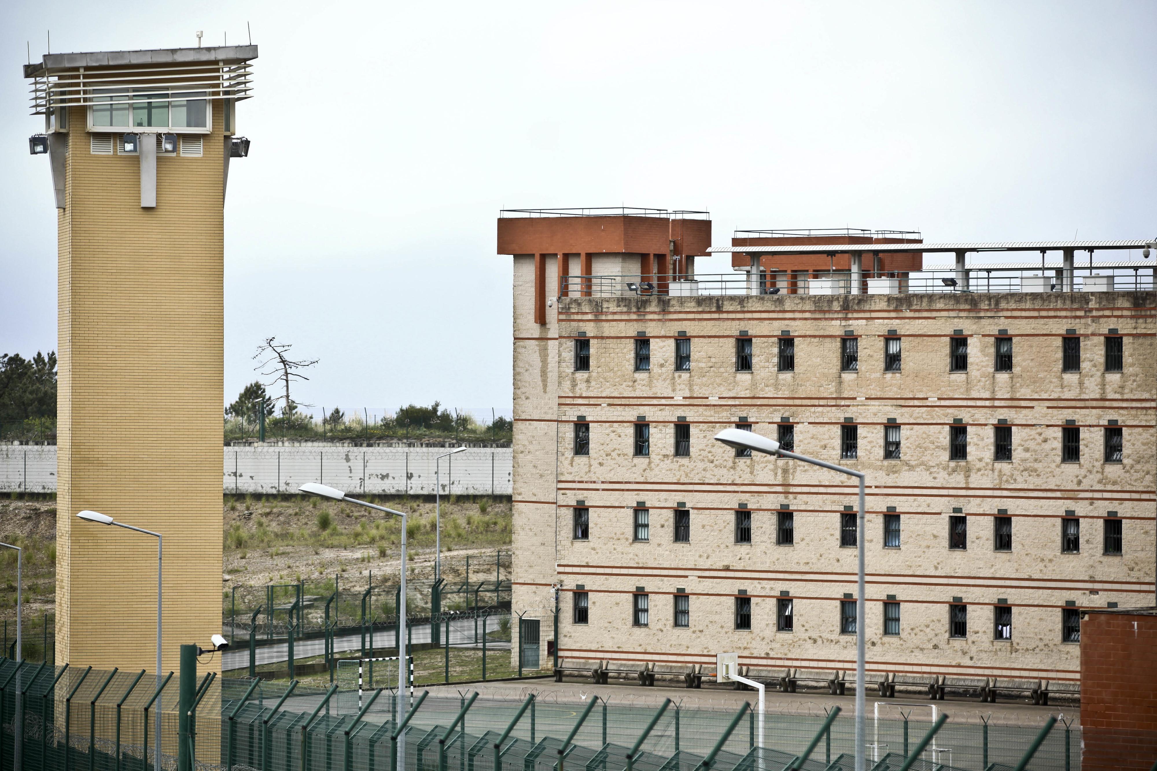 Proposta de lei para as prisões chegou ao Parlamento
