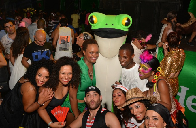 Carnaval de Praia do Miami Beach