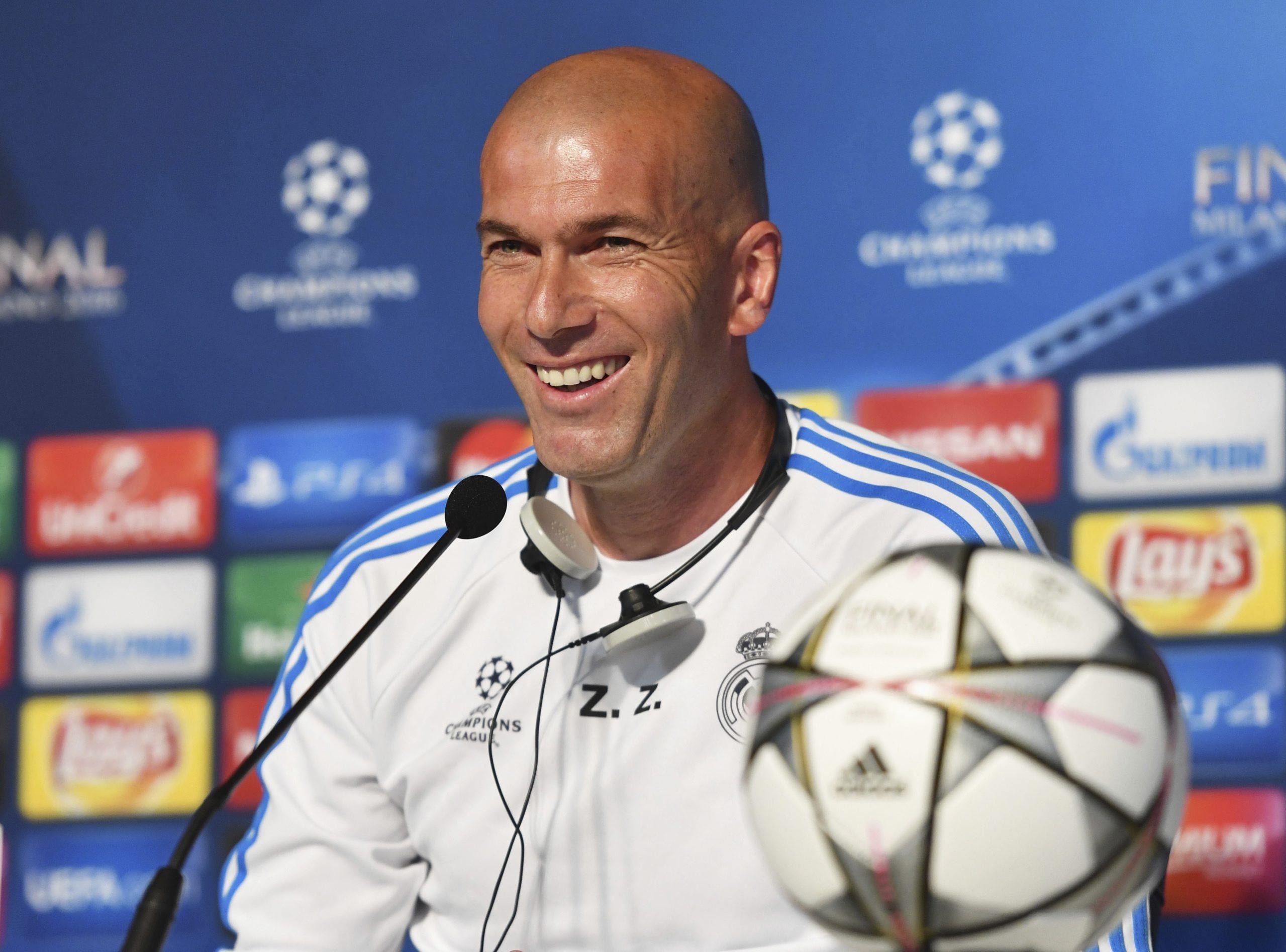 Zidane conta com Ronaldo a 100% para o ajudar a ser campeão