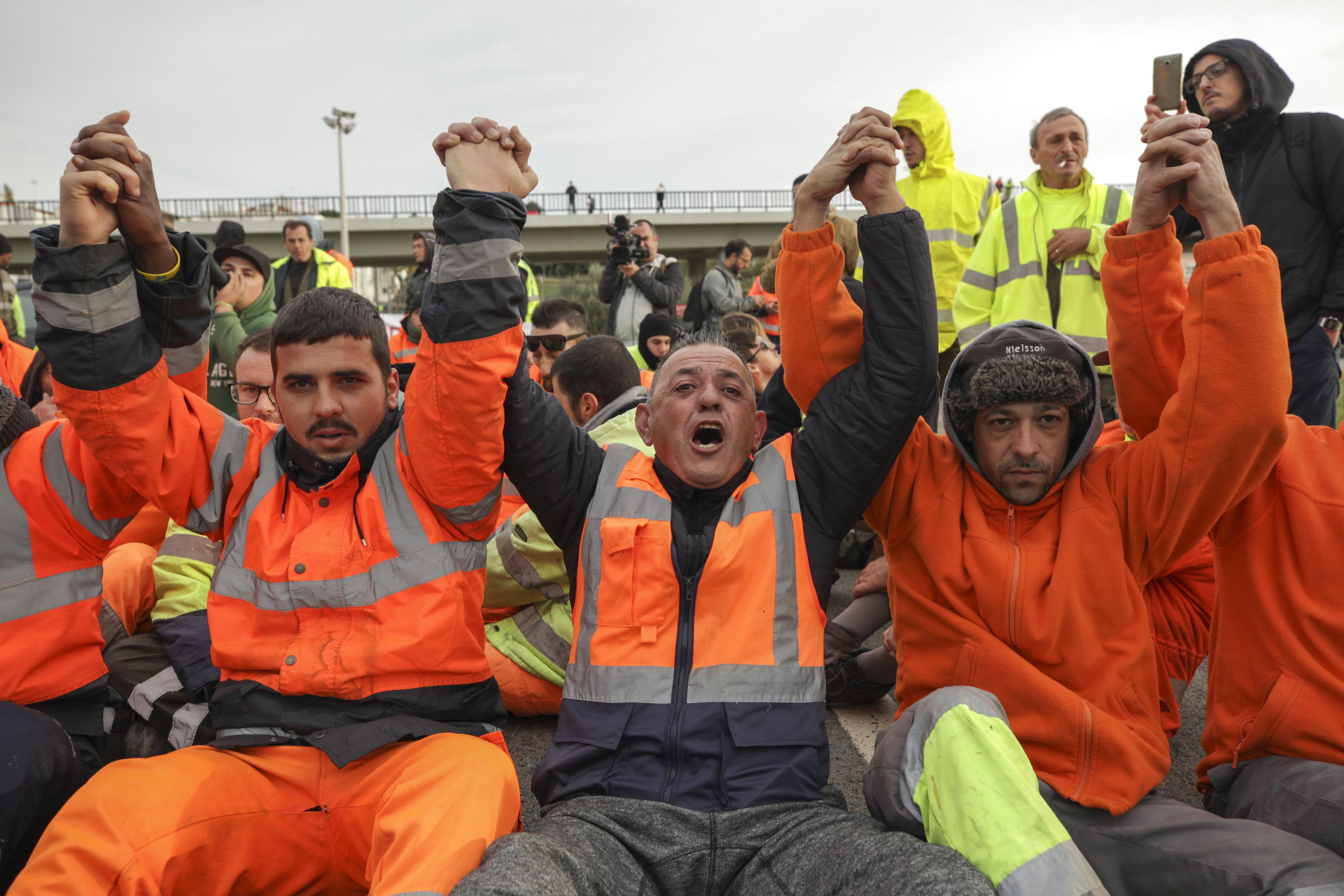 Estivadores aprovaram novo prazo para negociação do contrato coletivo de trabalho no porto de Setúbal