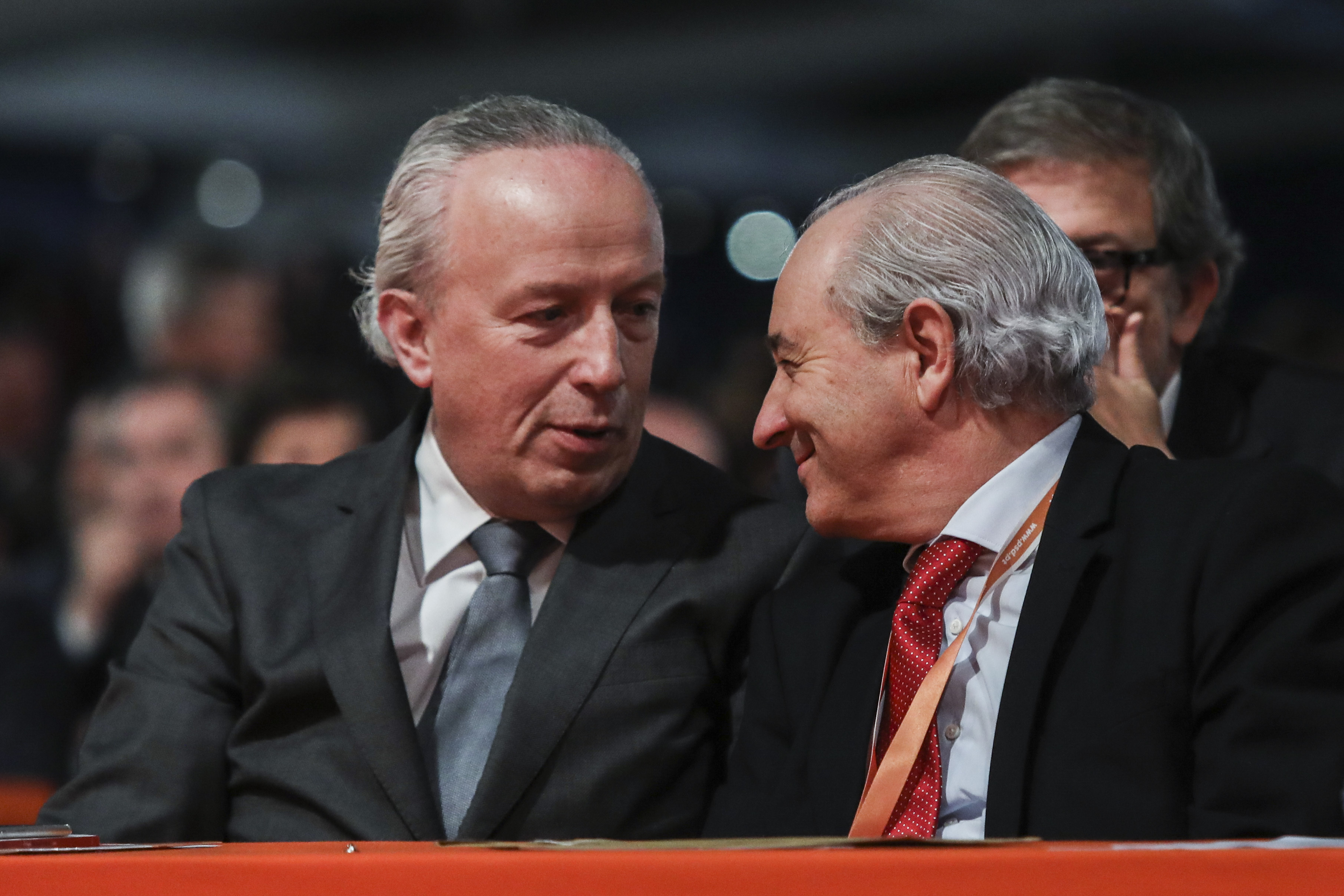 """Santana promete a Rio """"unidade e convergência"""""""