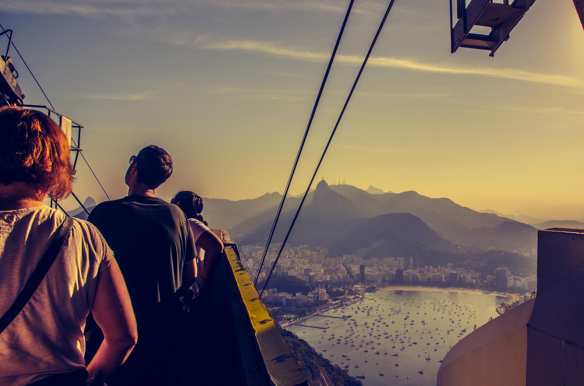 No Rio de Janeiro existem visitas guiadas gratuitas para todos