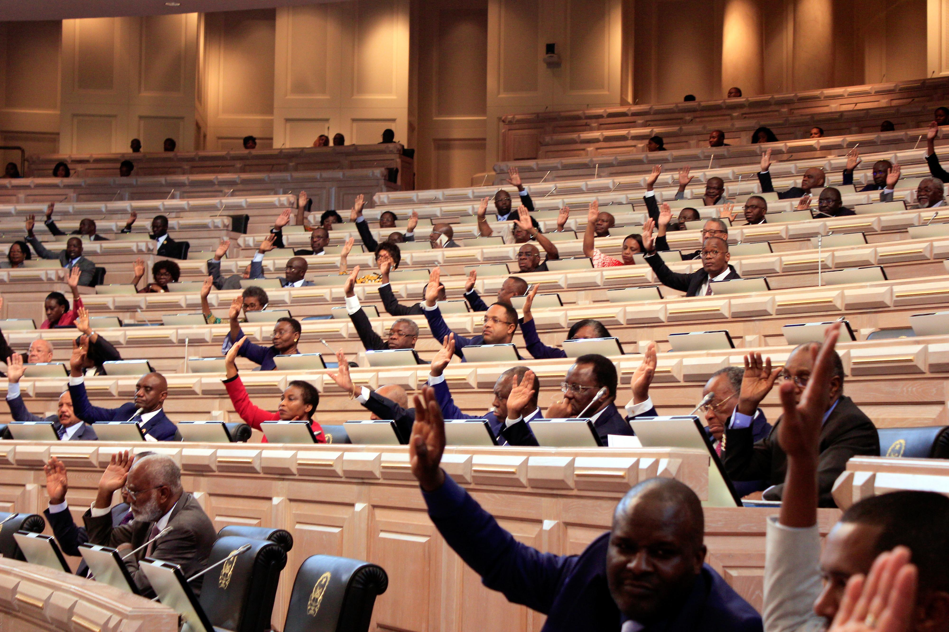 Parlamento angolano aprova Código do Processo Penal que substitui diploma colonial