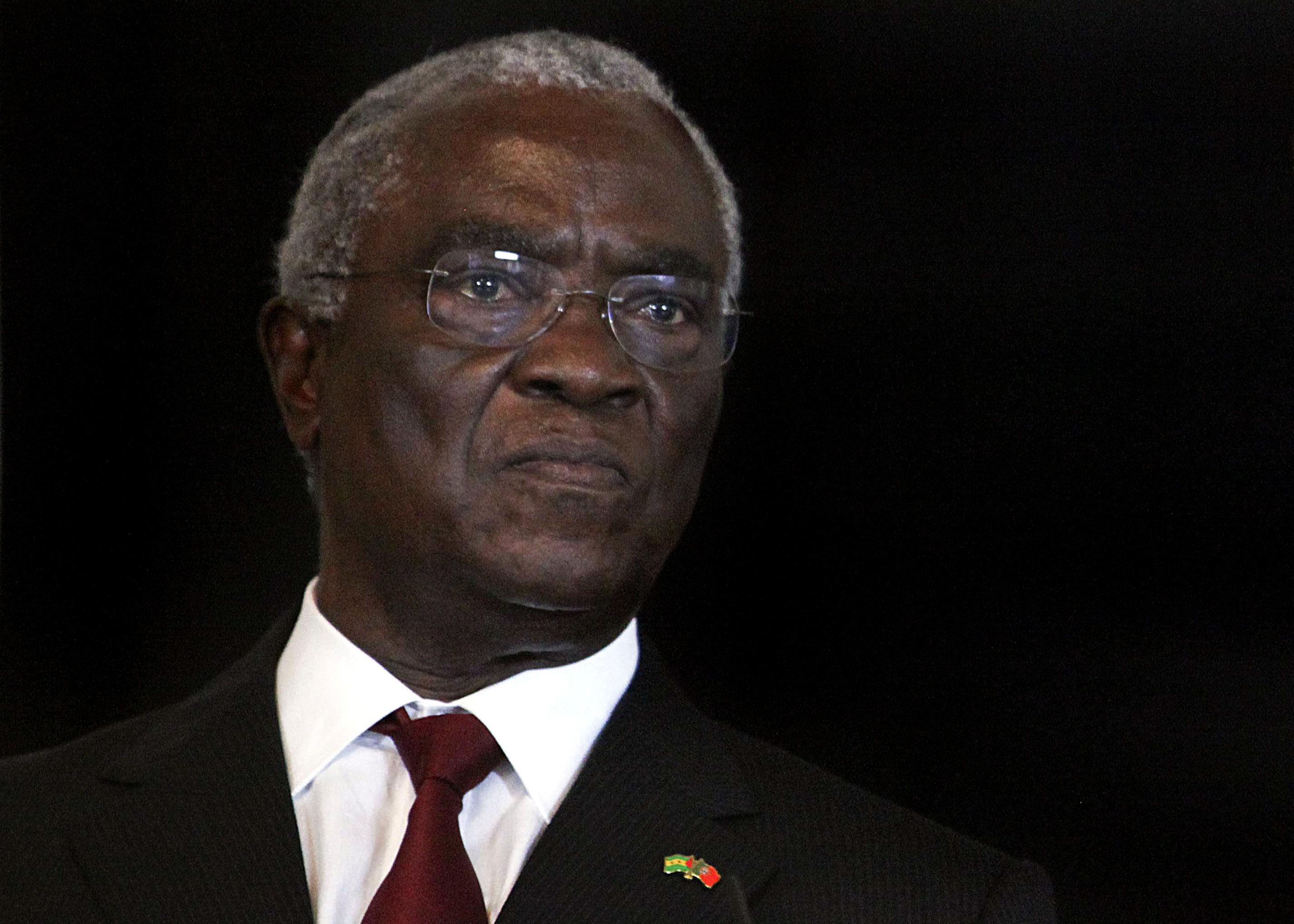 PR são-tomense exonera ministro da Justiça e dos Direitos Humanos