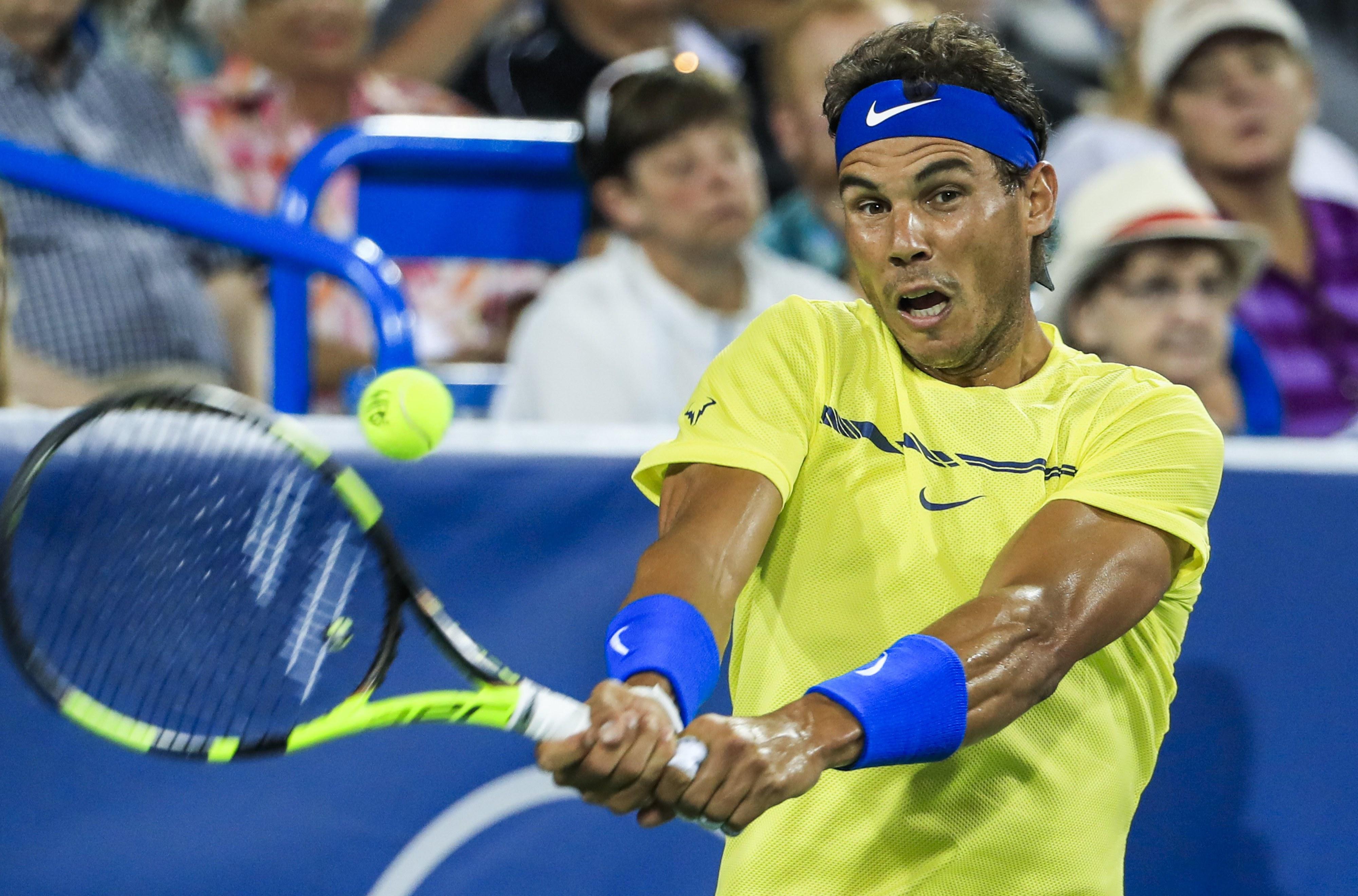 Rafael Nadal regressa à liderança do 'ranking' mundial três anos depois