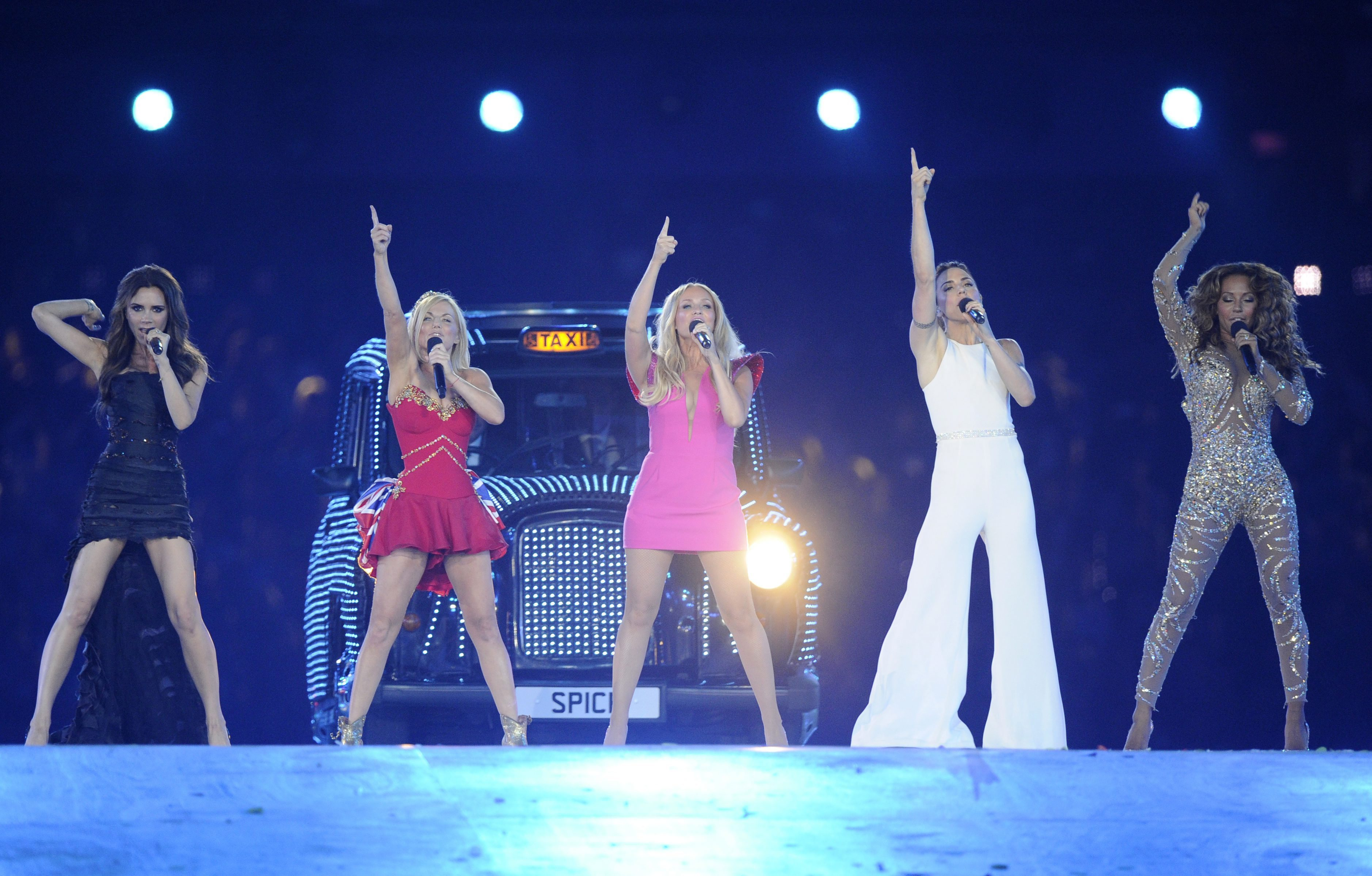 Spice Girls vão dar voz e imagem a filme de animação