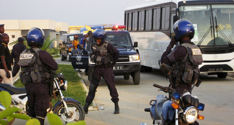 Libertados 40 dos 51 independentistas detidos há cerca de três meses em Cabinda -- advogado