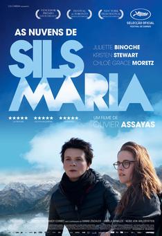 Capa do filme: As Nuvens de Sils Maria