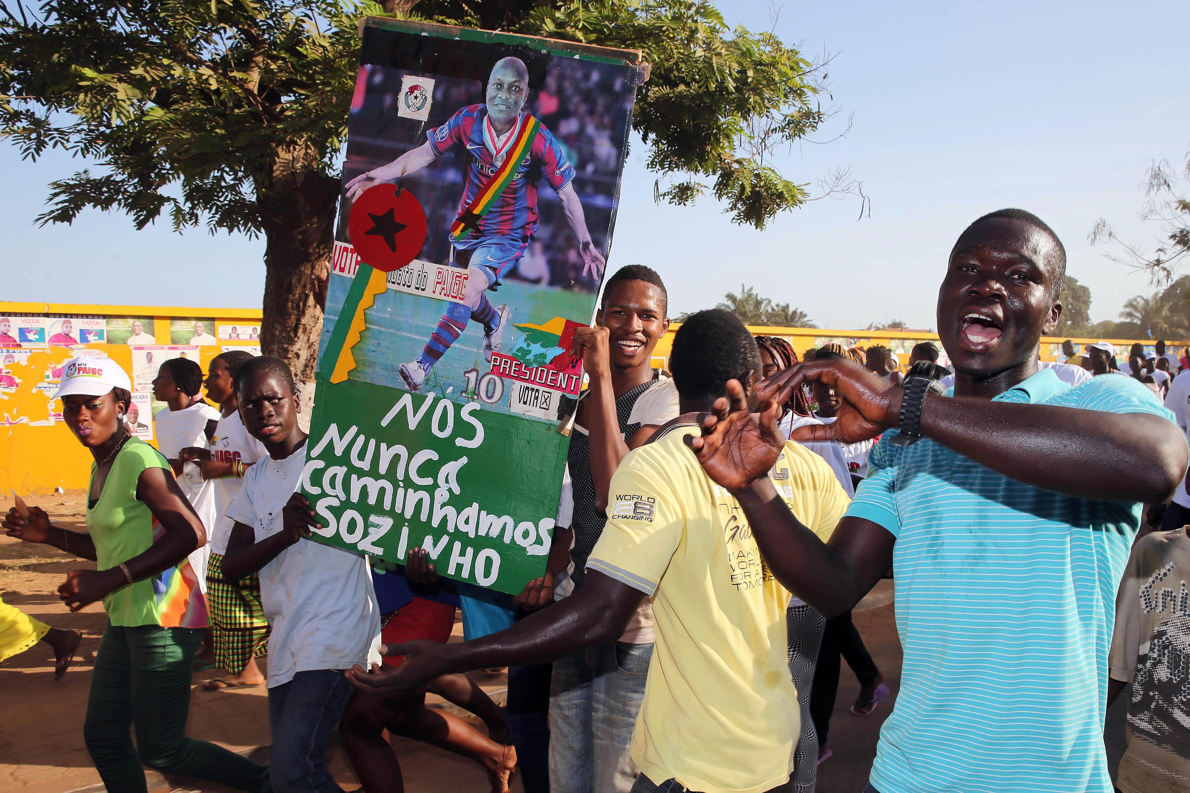 PAIGC acusa autoridades da Guiné-Bissau de impedirem saída de militantes da sede do partido
