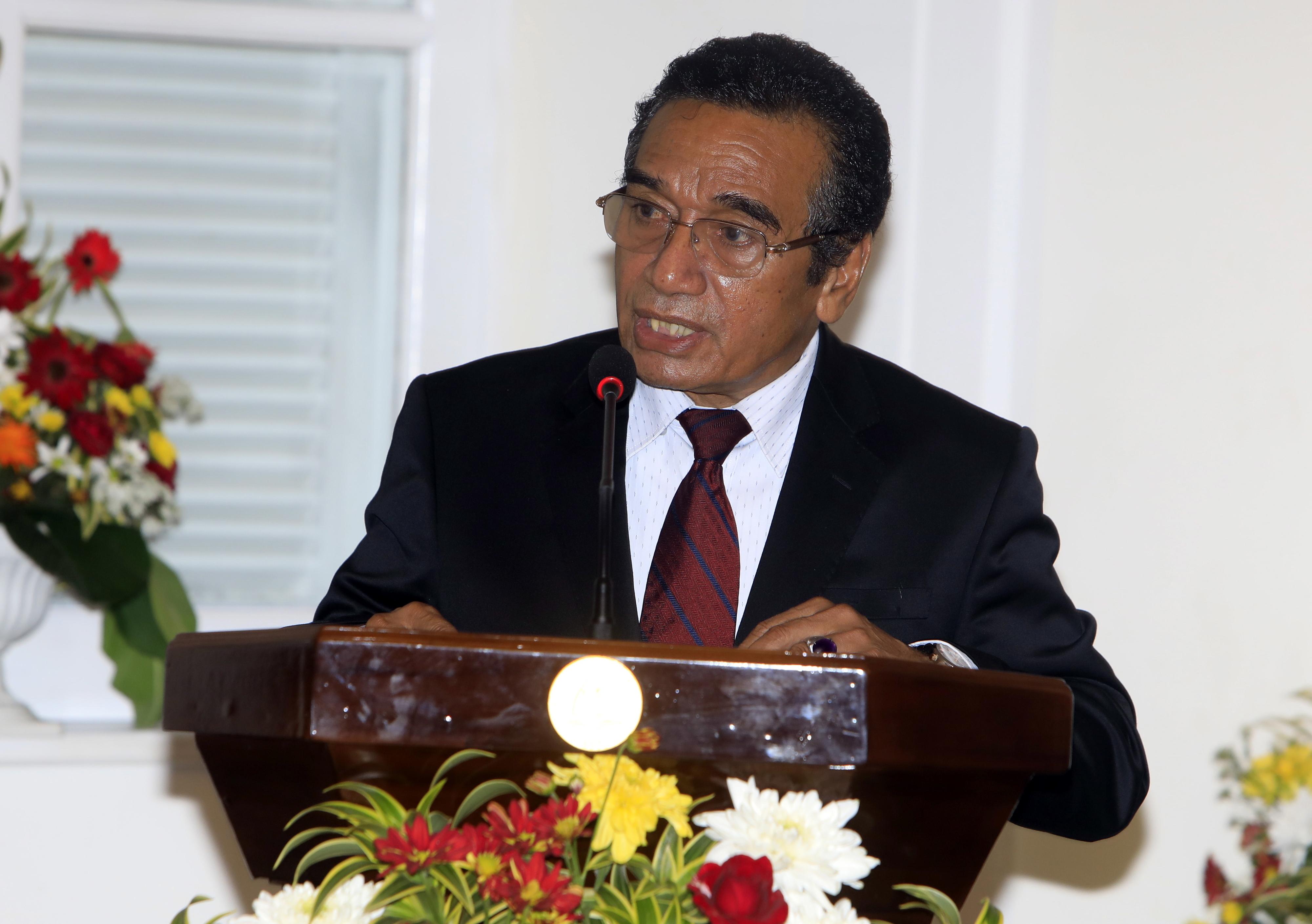 PR timorense expressa pesar e reconhecimento pelo trabalho de Max Stahl por Timor-Leste