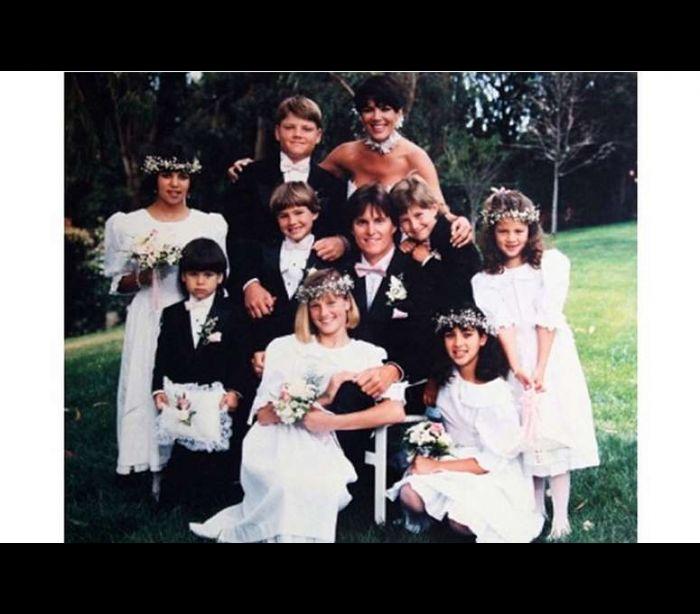 As fotos mais bonitas da infância das 'Kardashians'