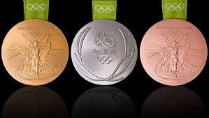 Algumas medalhas dos Jogos vão ser substituídas
