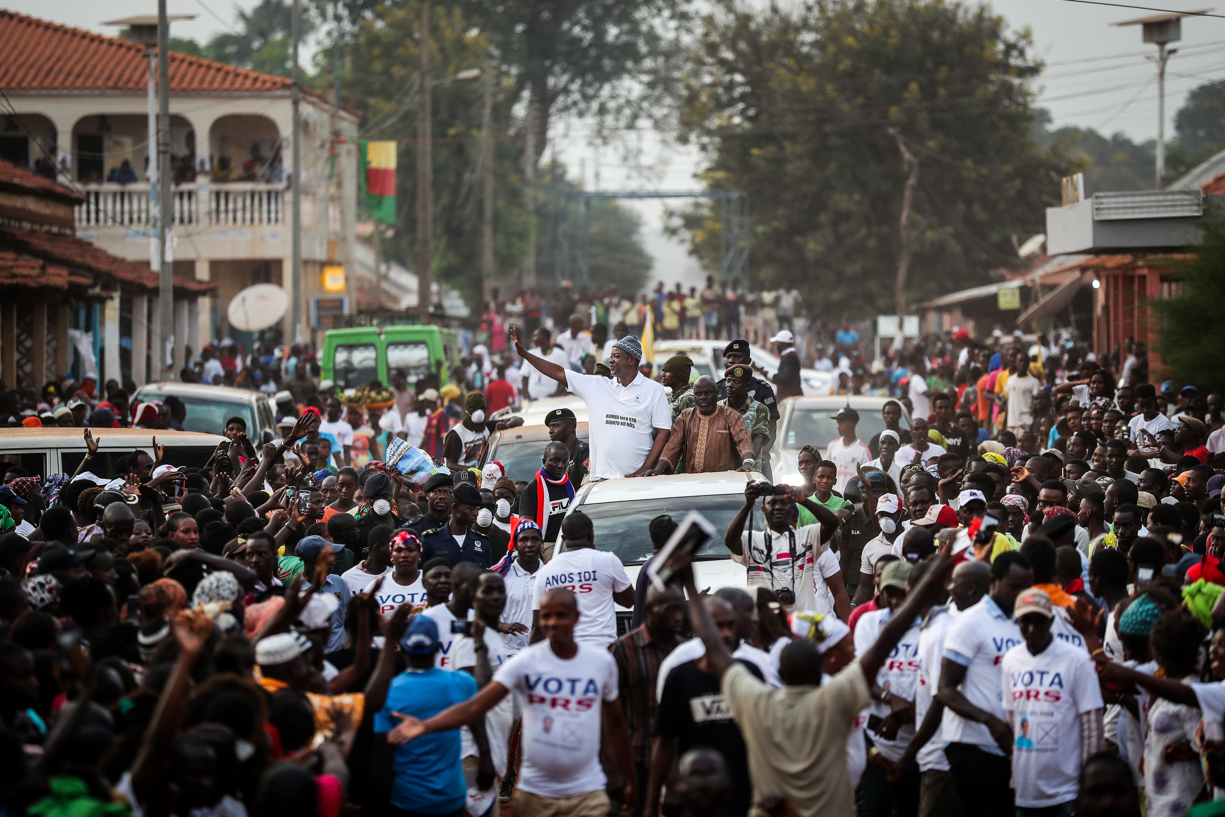 Angola diz que conselho da União Africana deve acompanhar processo eleitoral na Guiné-Bissau