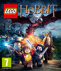 LEGO The Hobbit cover