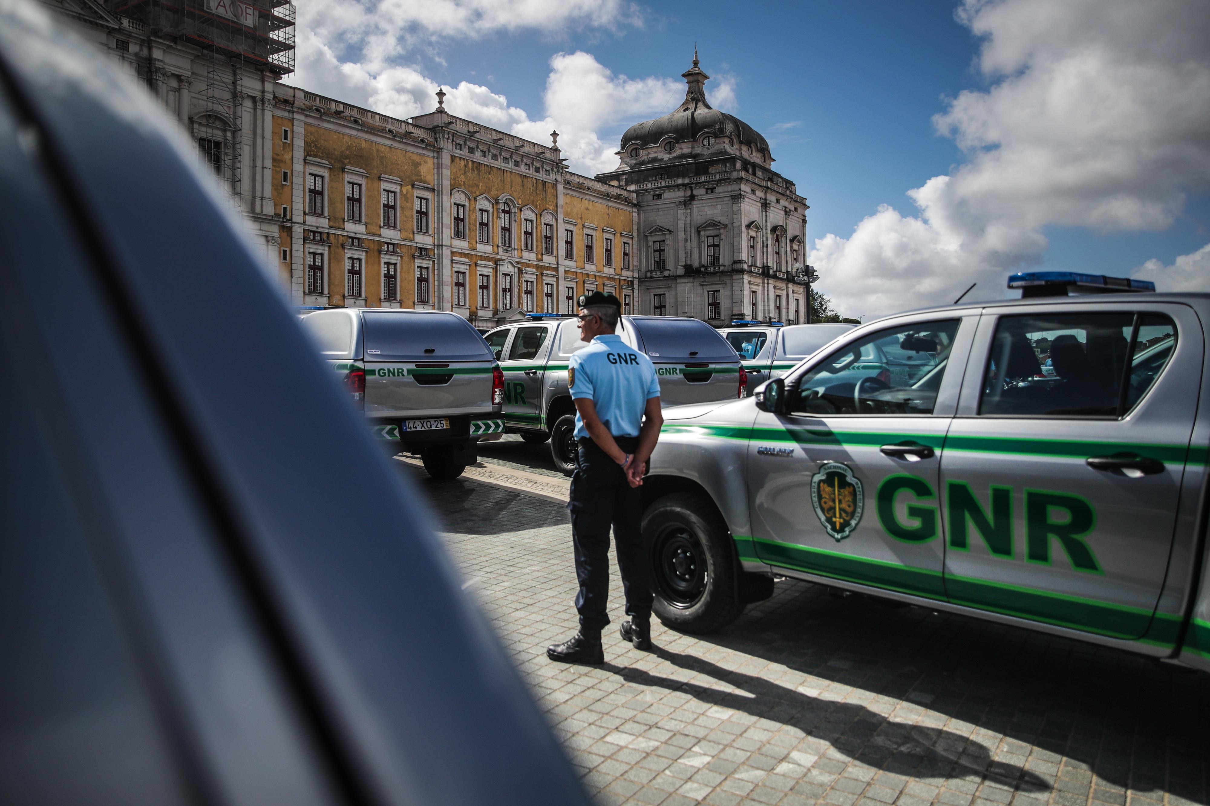 Ministro afirma que forças de segurança já receberam mais de mil novas viaturas