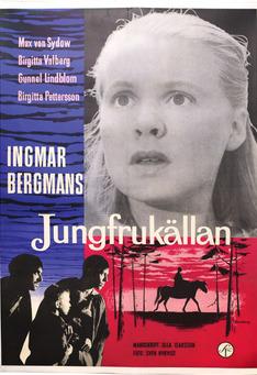 Capa do filme: A Fonte da Virgem