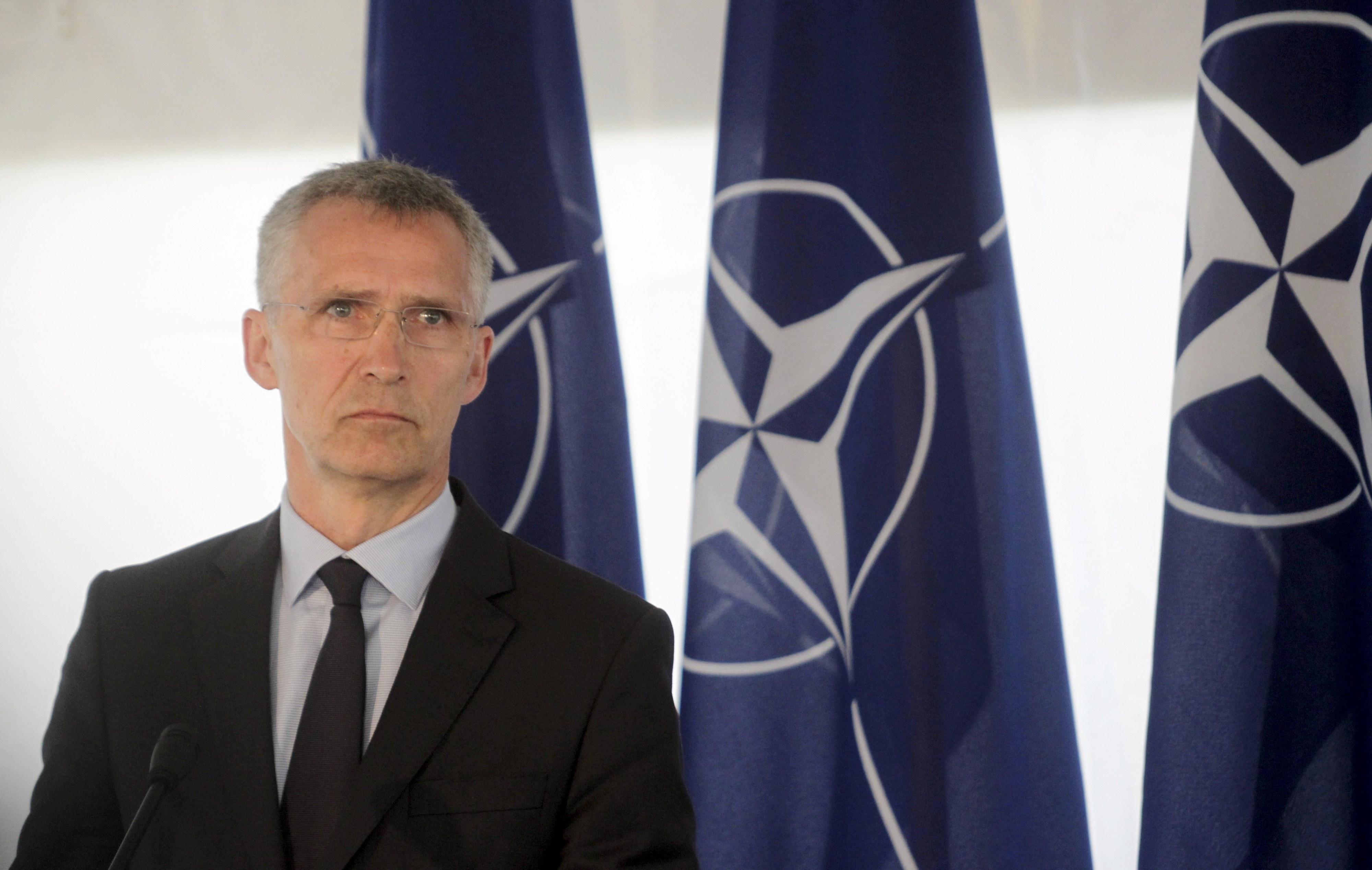 NATO está a reforçar defesa contra ataques informáticos - Stoltenberg
