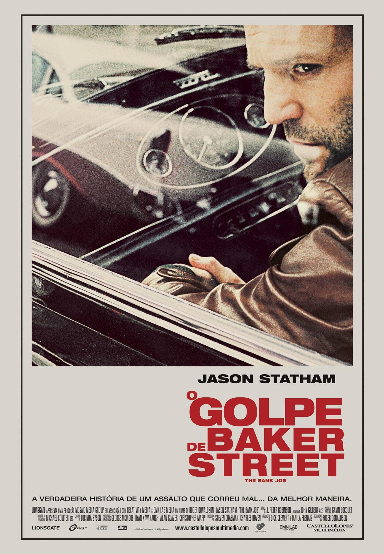O Golpe de Baker Street - SAPO Mag