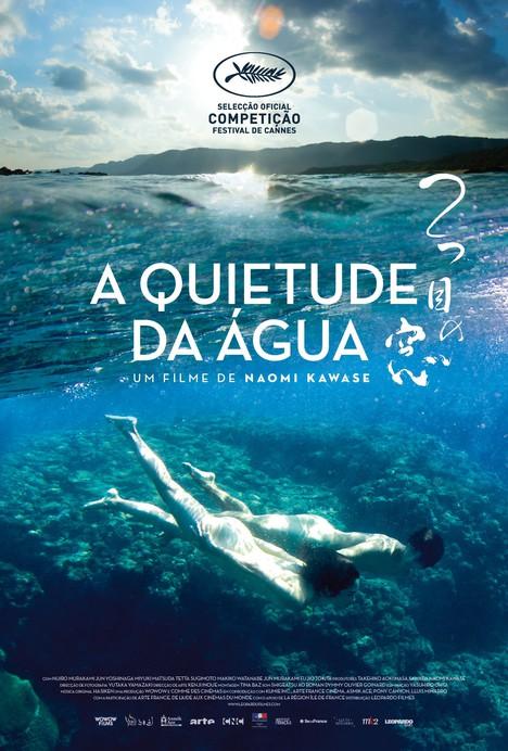 Capa do filme: «A Quietude da Água»