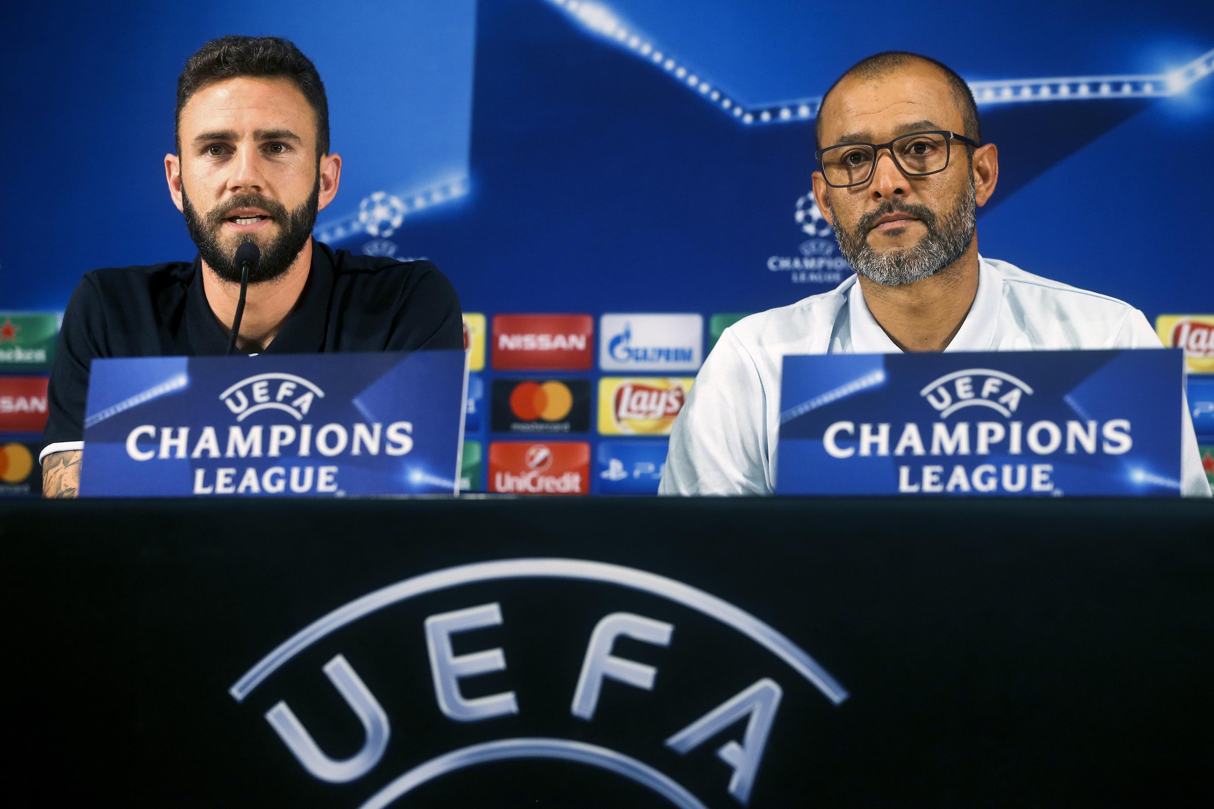 """Nuno Espírito Santo quer um FC Porto """"consistente"""" para vencer Leicester"""