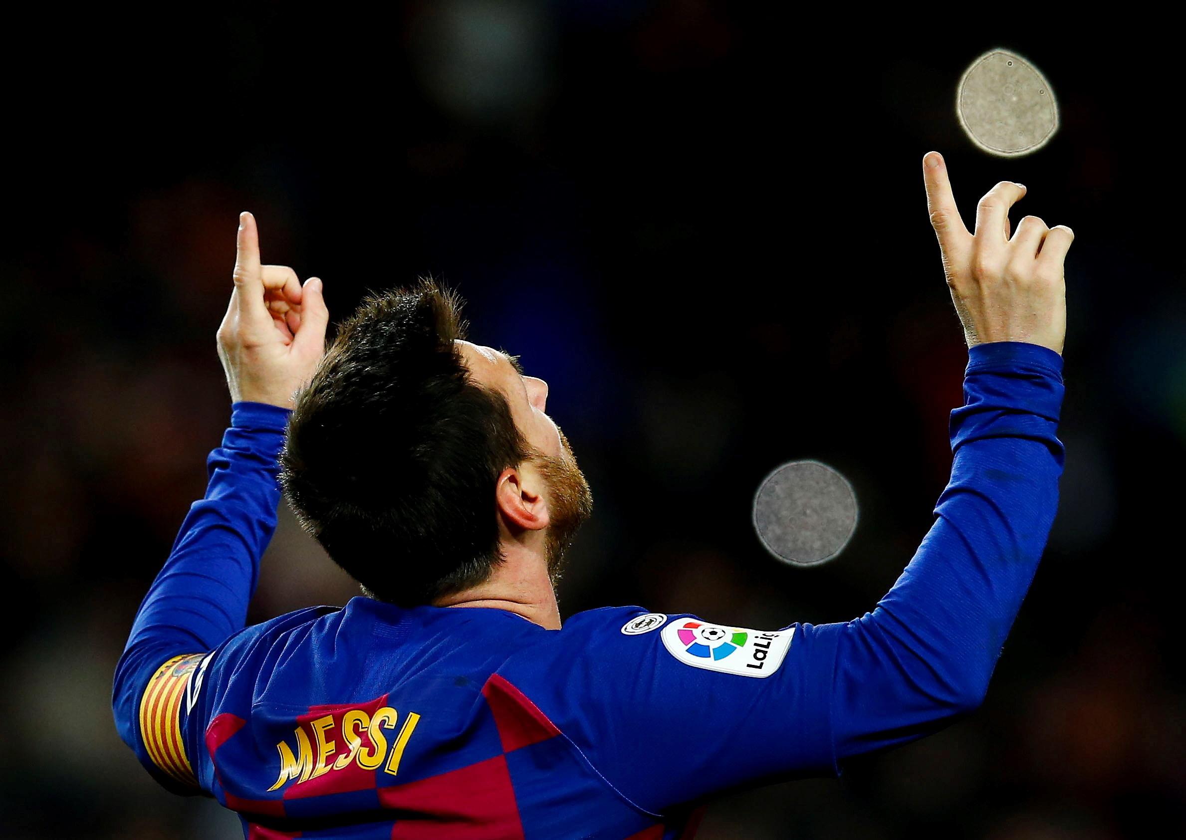Messi dá vitória ao FC Barcelona sobre Granada de Rui Silva e Domingos Duarte