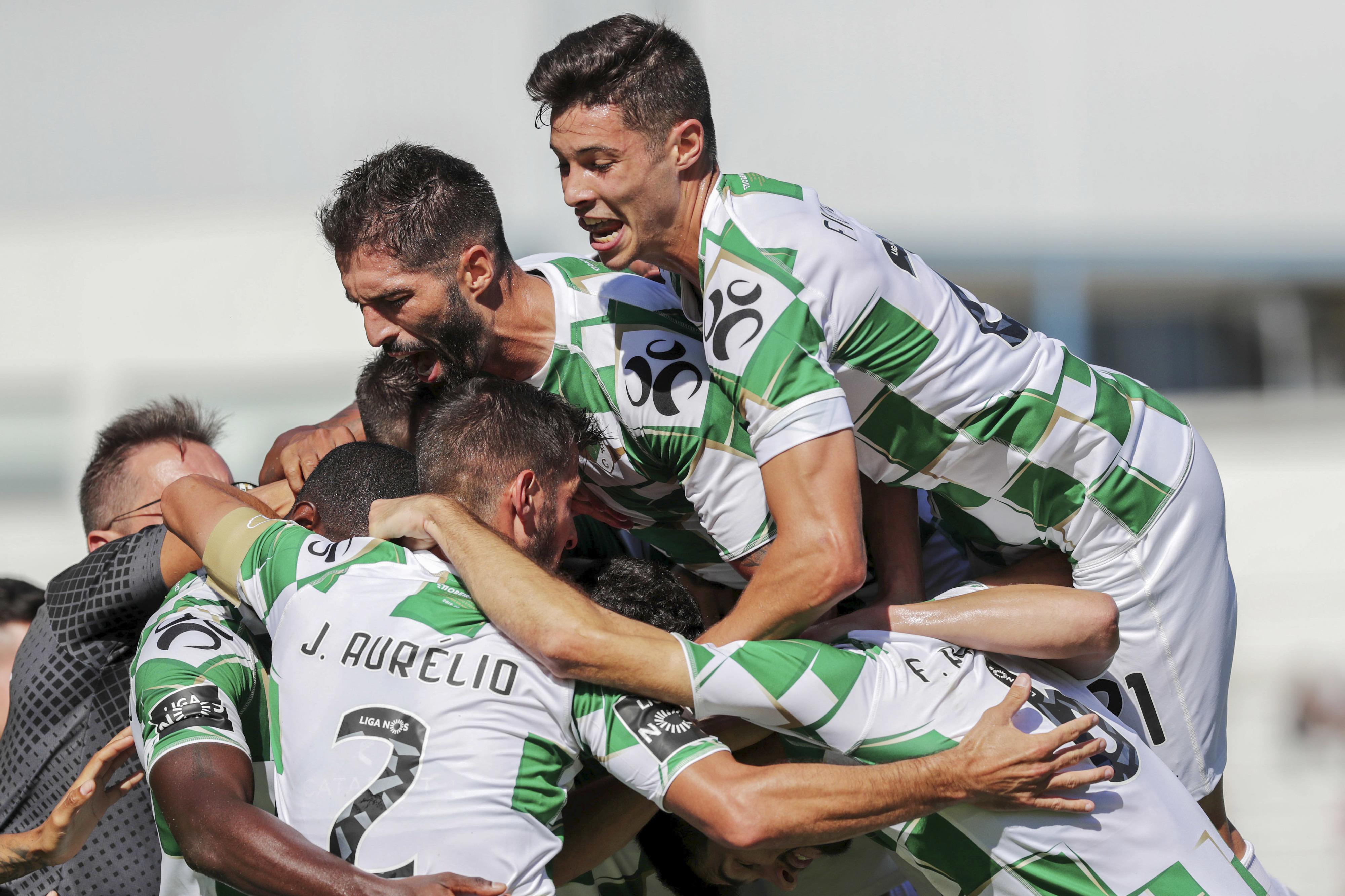 Moreirense bate Gil Vicente e soma primeiro triunfo na I Liga