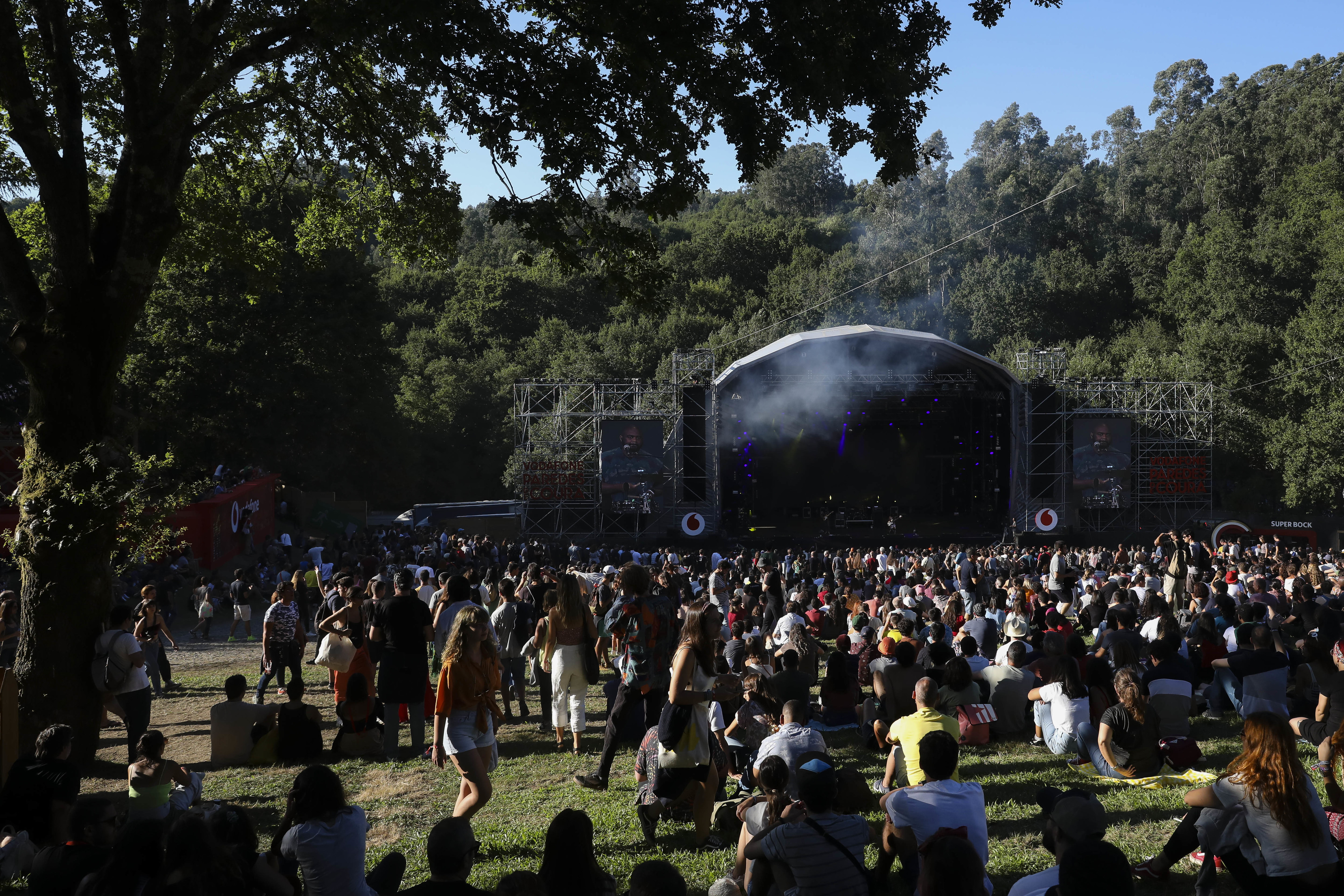 """Depois da """"melhor edição de sempre"""", festival Paredes de Coura regressa em 2020"""