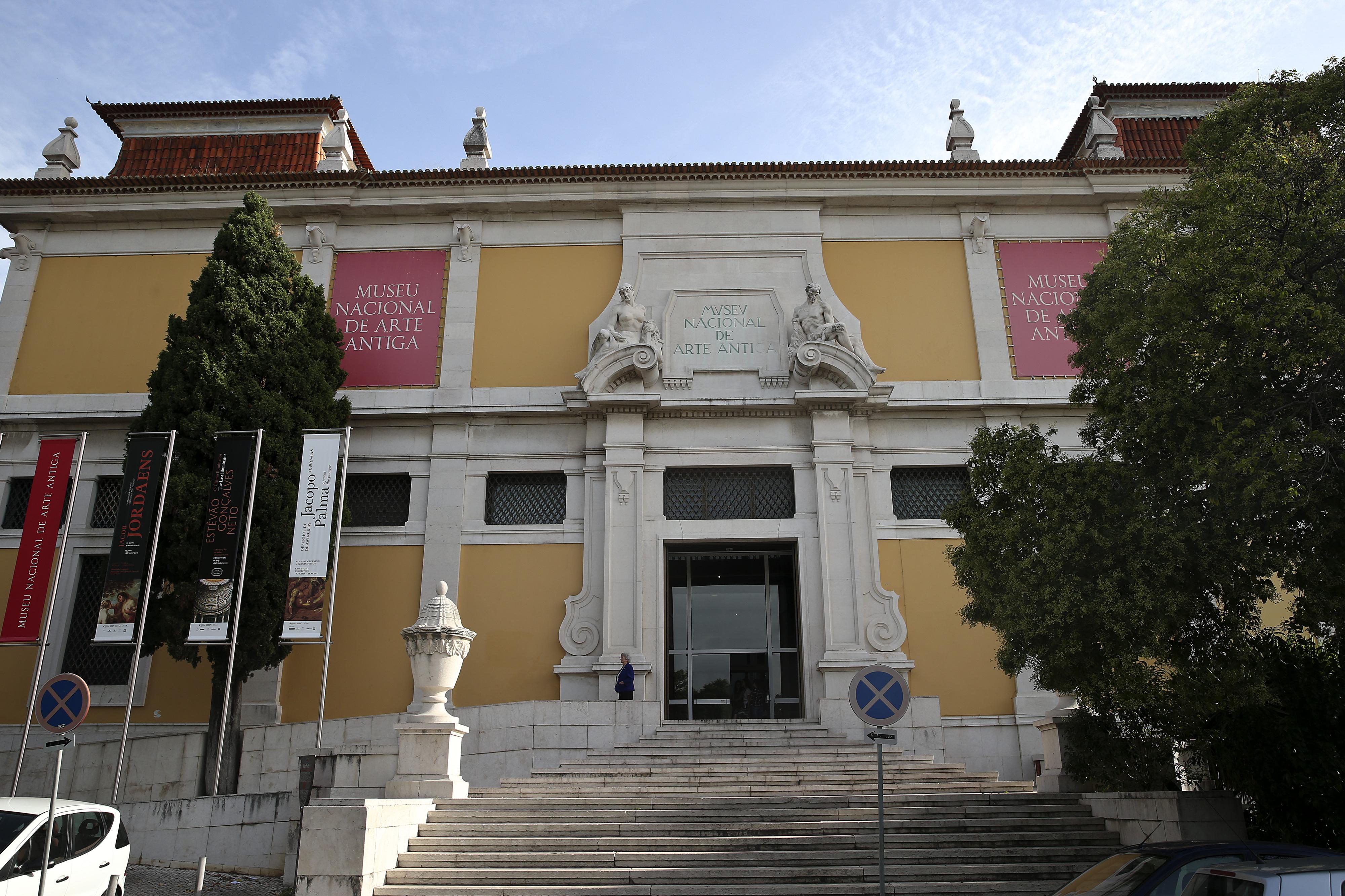 """Estado compra pintura """"Santiago e Doadora"""" para o Museu Nacional de Arte Antiga"""
