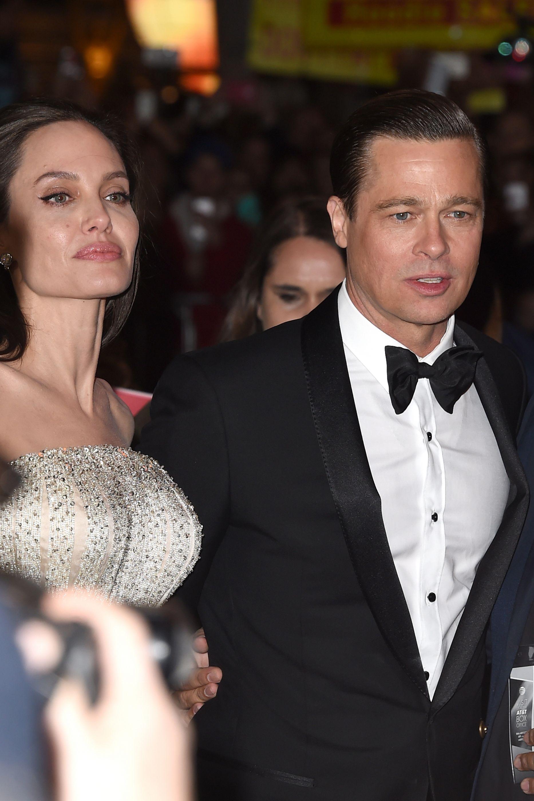 Angelina Jolie na mira das autoridades em investigação sobre agressões