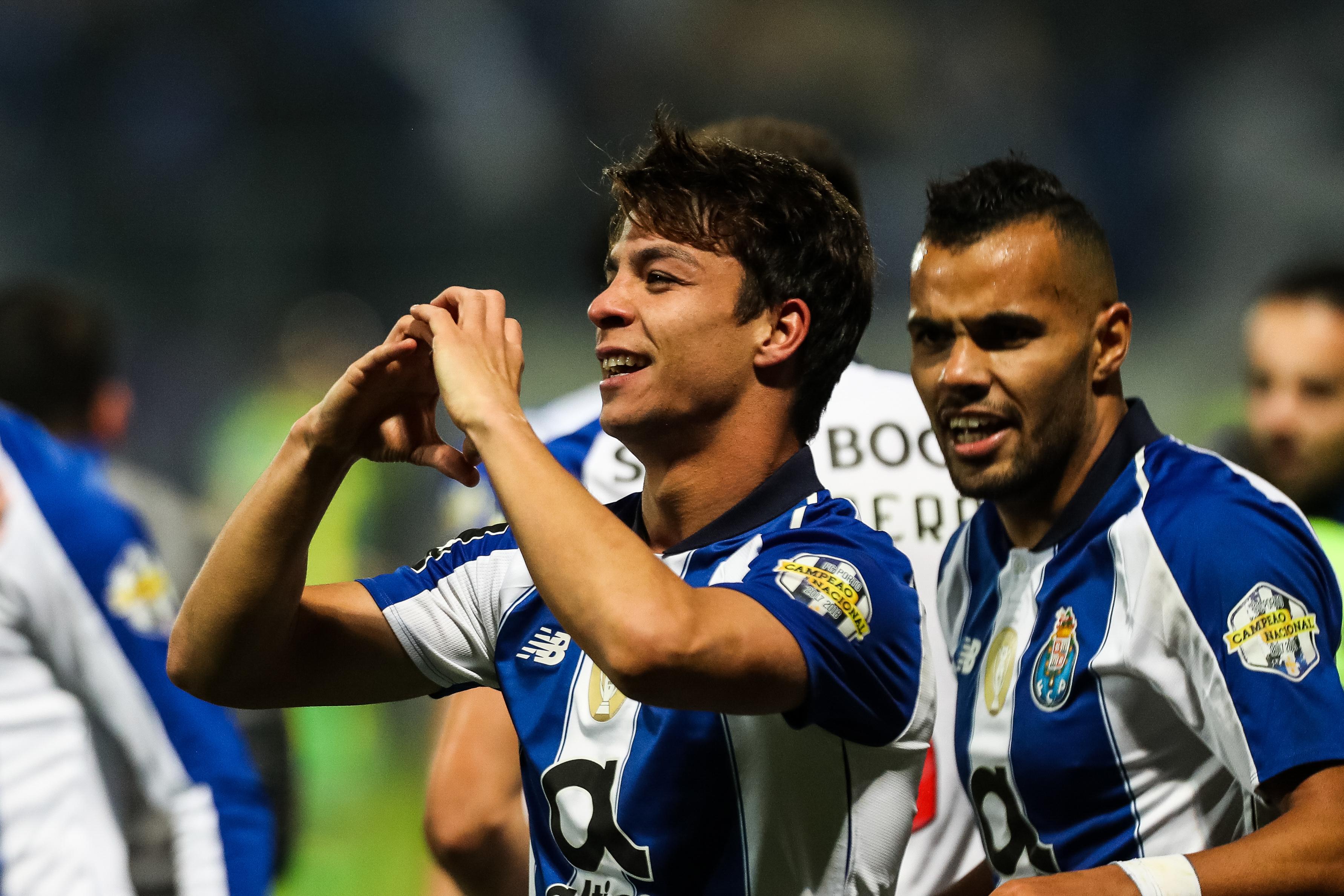 FC Porto vence em Tondela e recebe Benfica na liderrança da I Liga