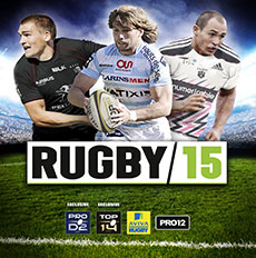 Rugby 15 cover
