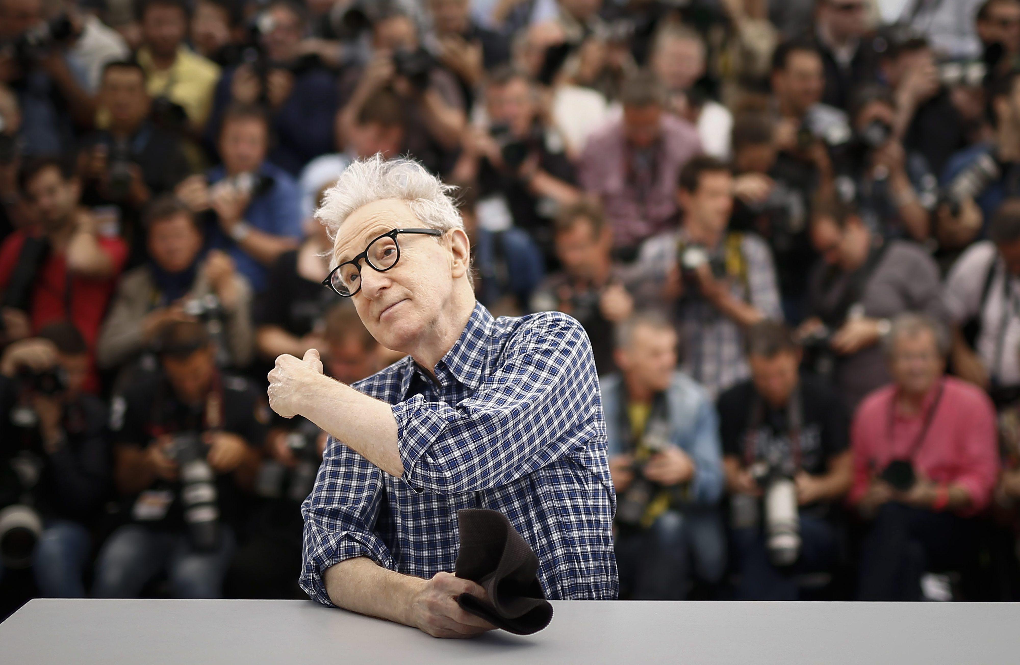 Woody Allen afasta-se das polémicas americanas: próximo filme será em Espanha