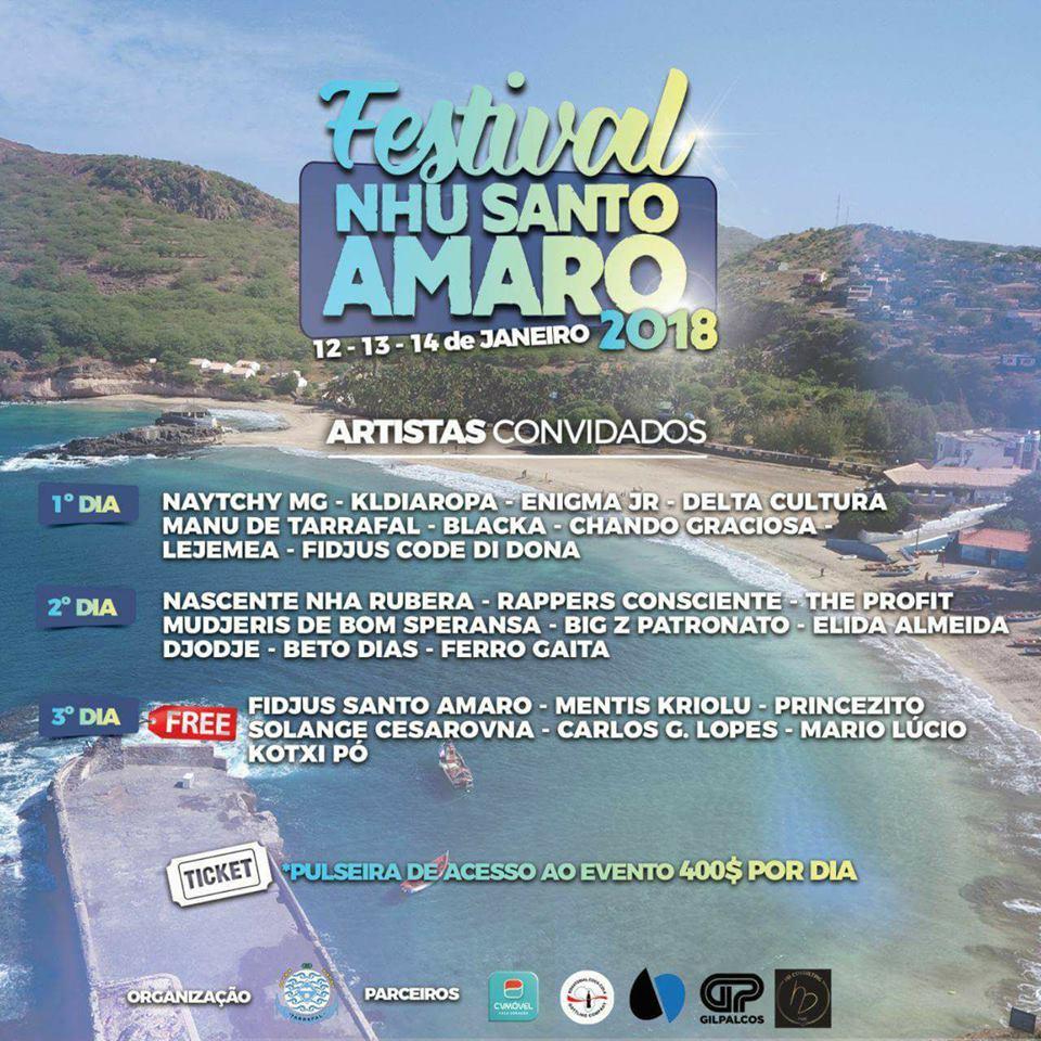 Festival Nhu Santo Amaro
