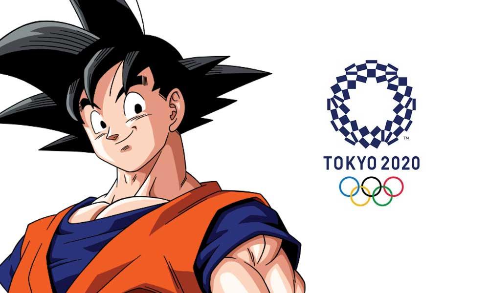 Son Goku nomeado embaixador dos Jogos Olímpicos do Japão