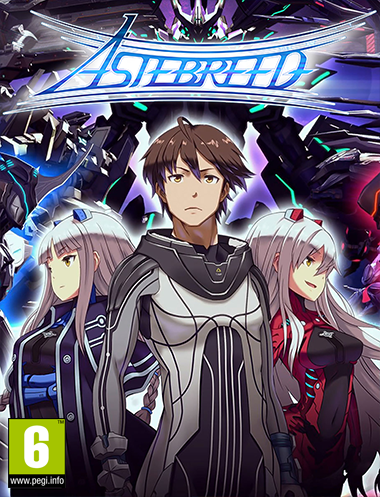 Astebreed cover