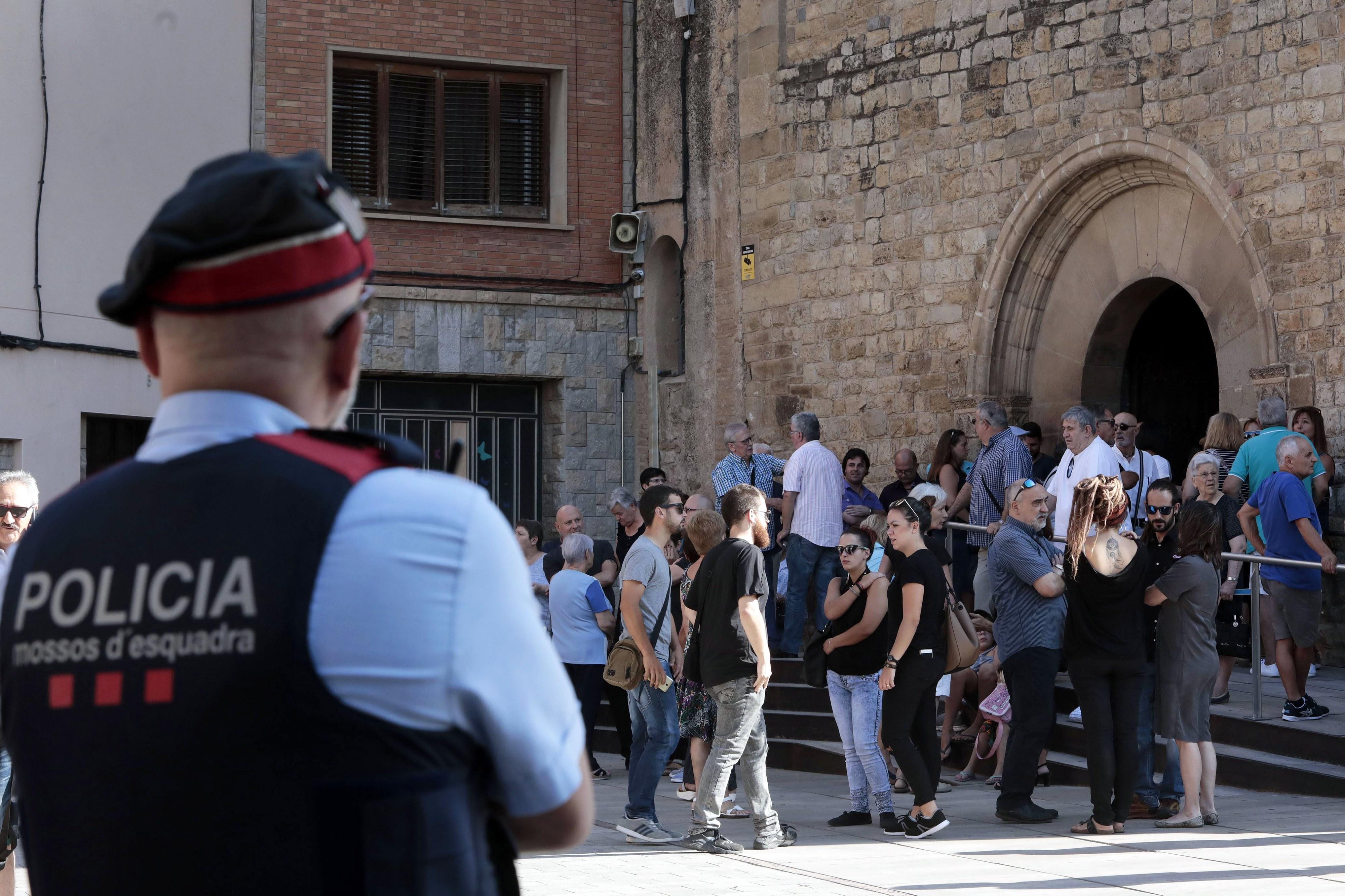 Policia catalã investiga novo incidente em Barcelona