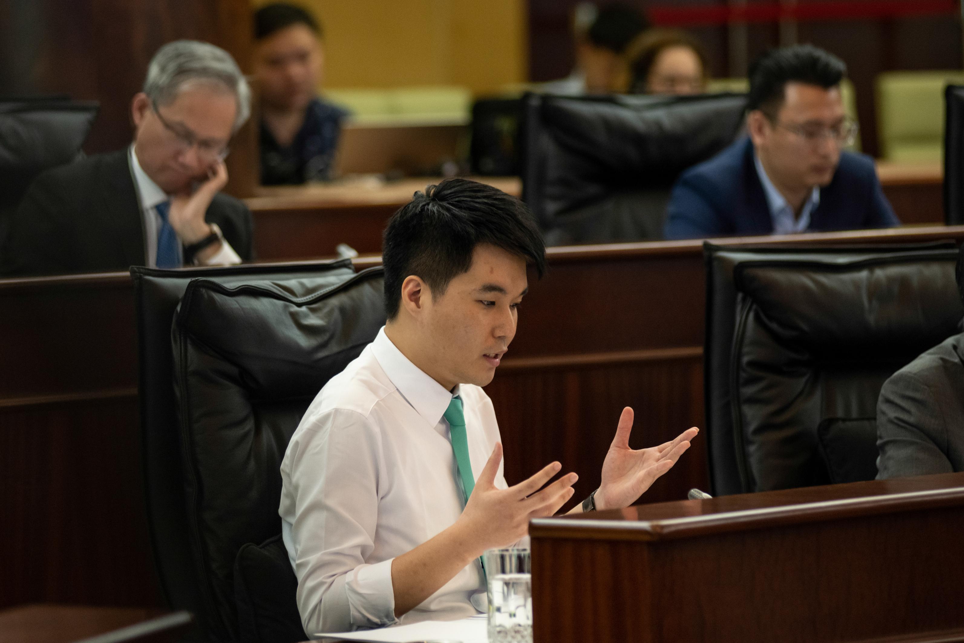 Deputado de Macau avança com lei interpretativa para travar reconhecimento facial