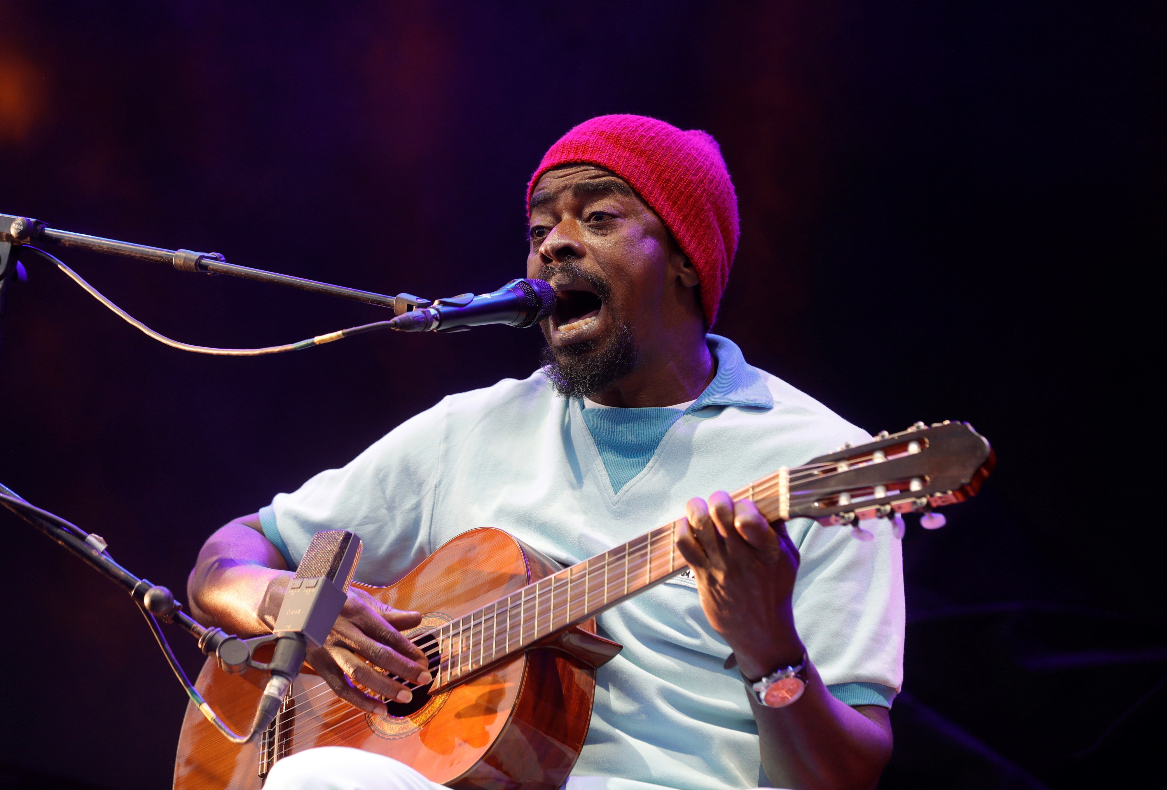 Músico brasileiro Seu Jorge atua no EA LIVE Évora a 18 de agosto