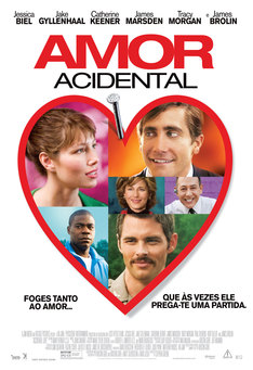 Capa do filme: Amor Acidental