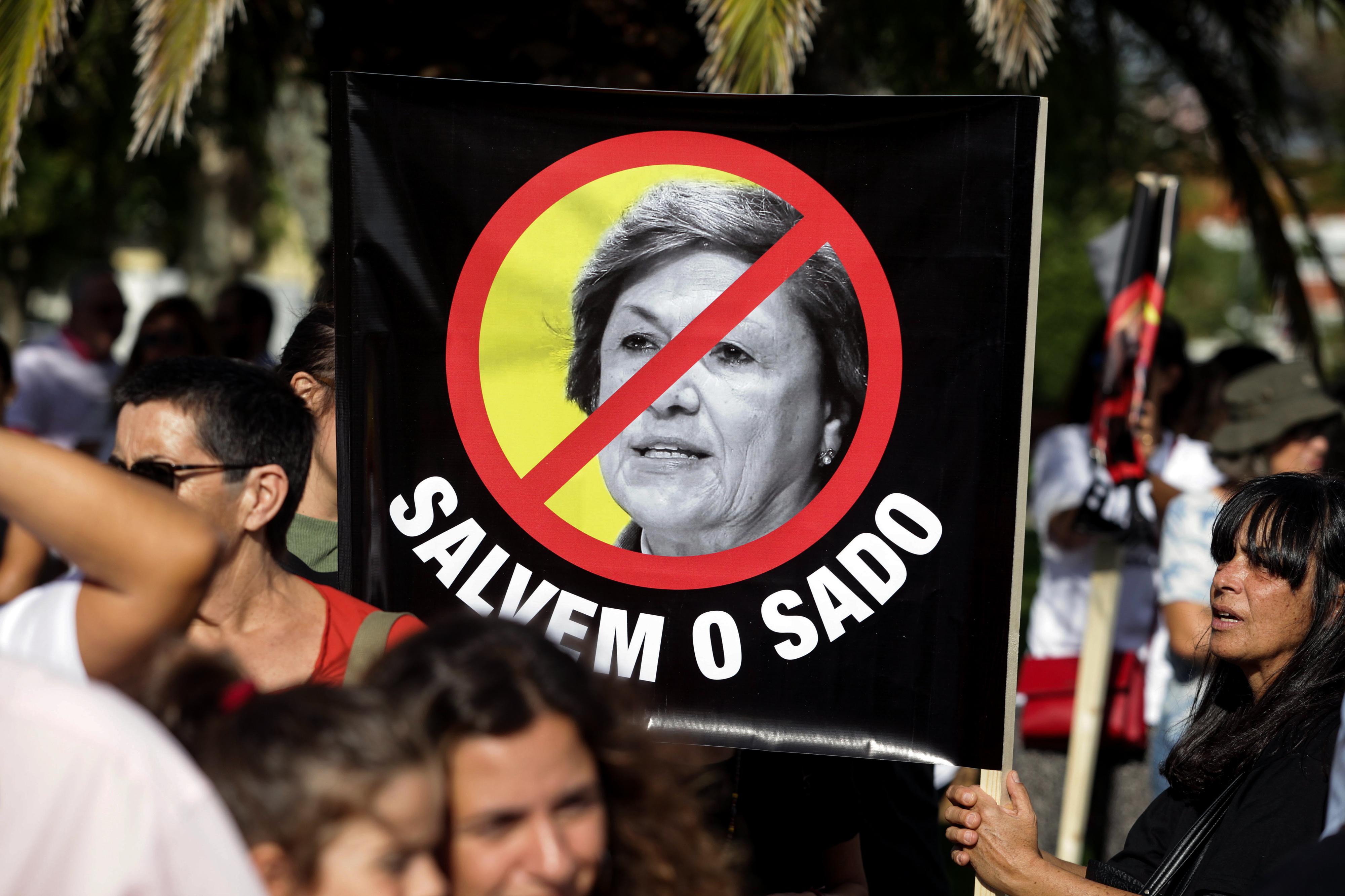 SOS Sado entregou providência cautelar para suspender dragagens em Setúbal