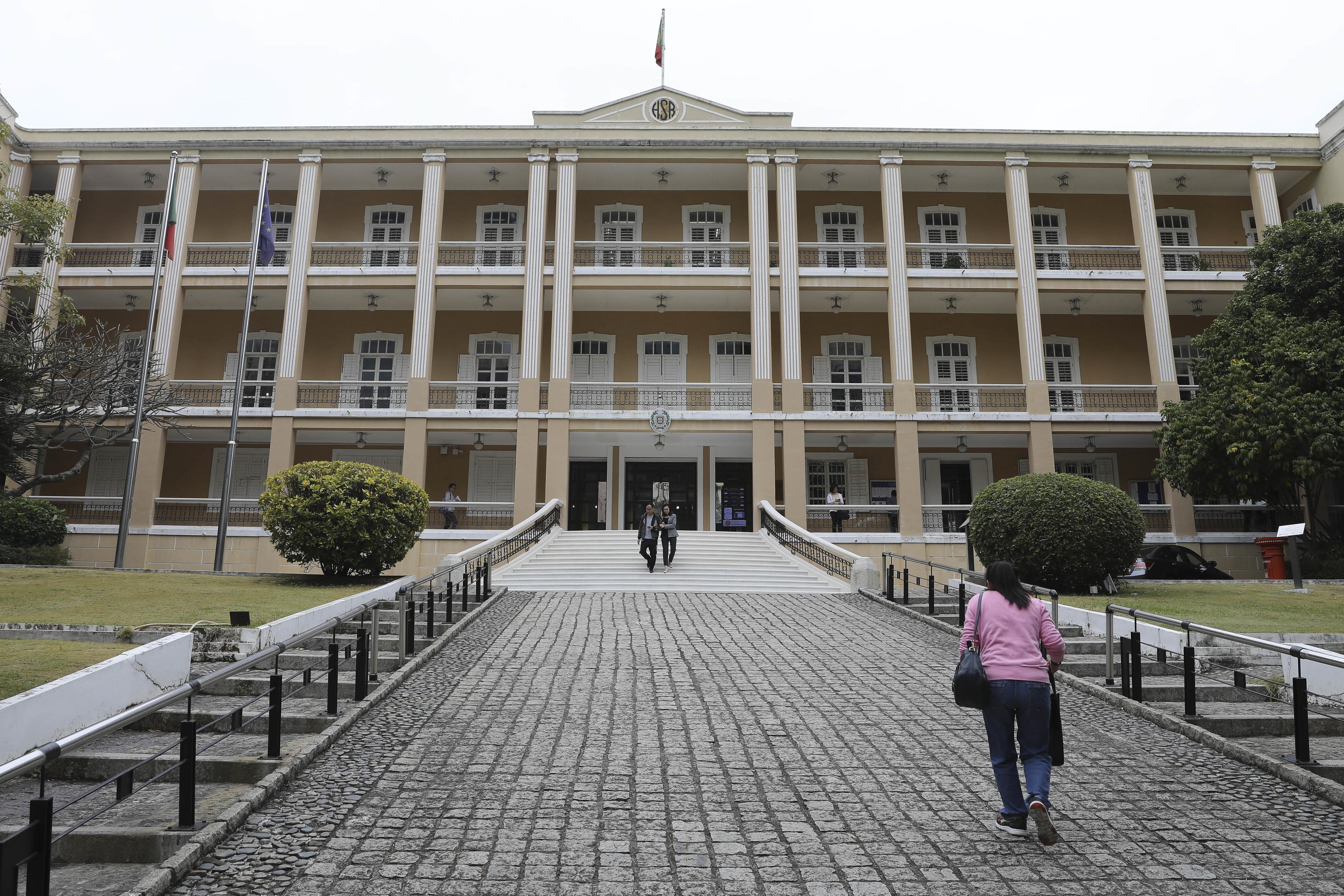 Instituto Português do Oriente em Macau adia regresso das crianças às aulas